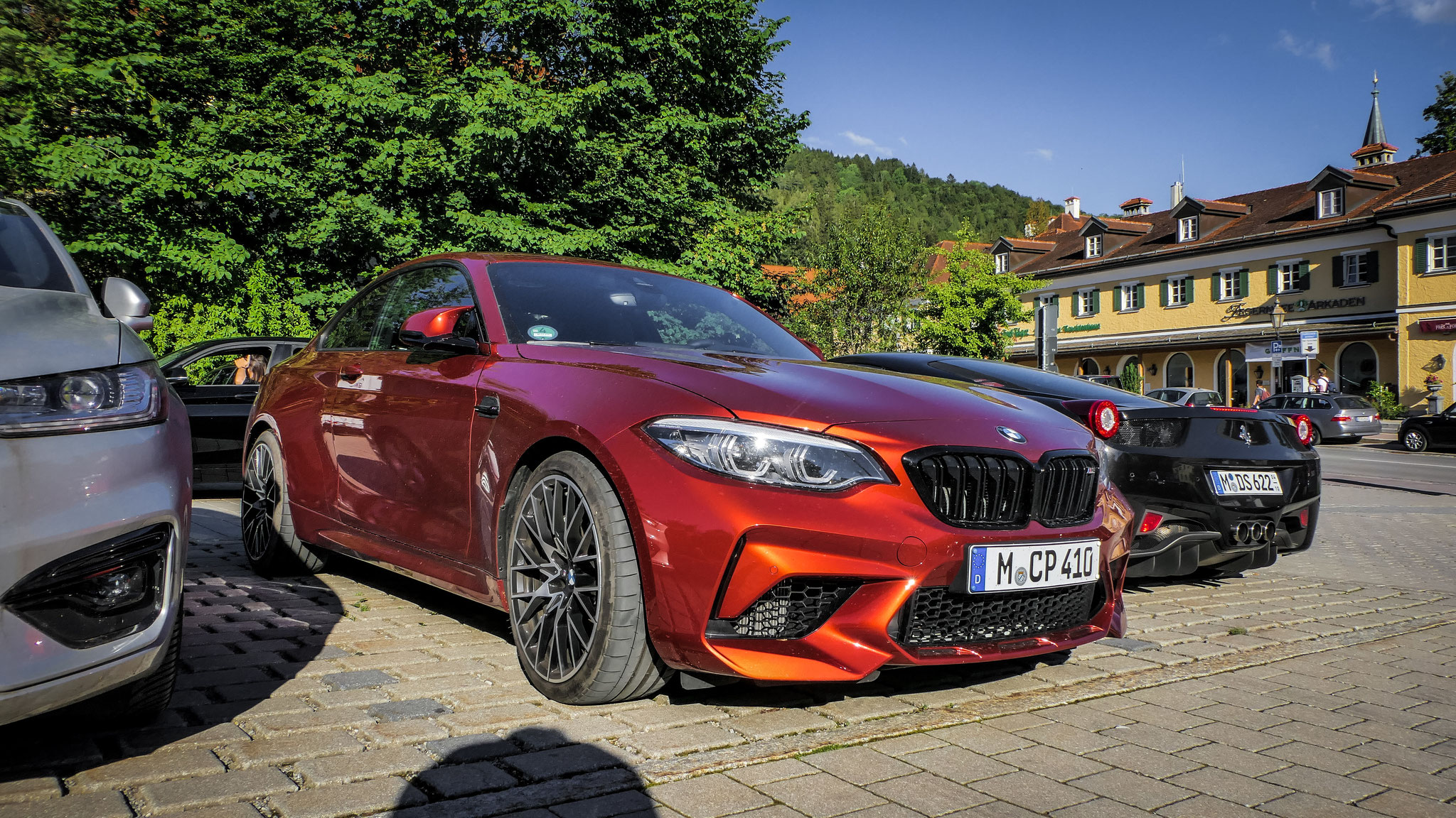BMW M2 Competition - M-CP-410