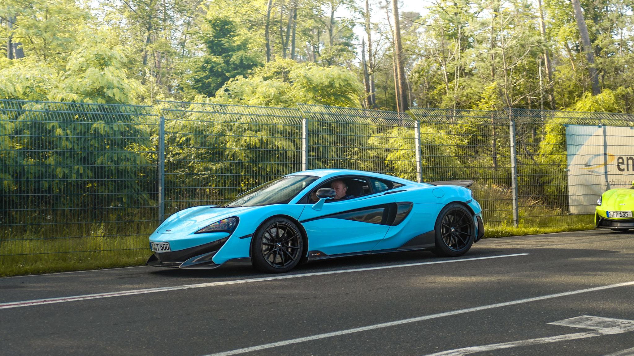 McLaren 600LT - WA-LT-600