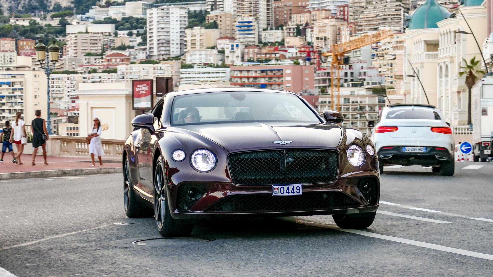 Bentley Continental GT - 0449 (MC)