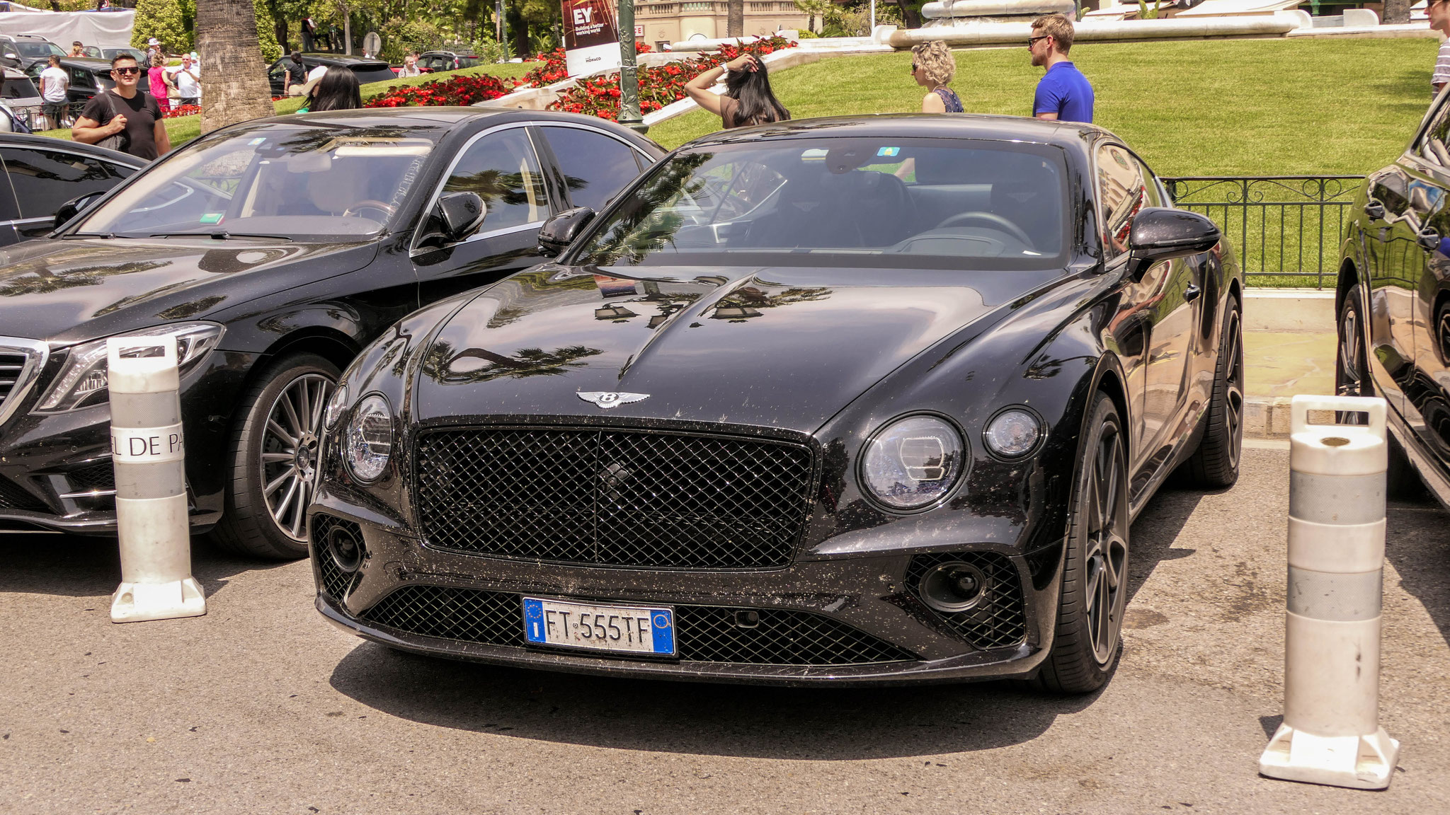 Bentley Continental GT - FT-555-TF (ITA)