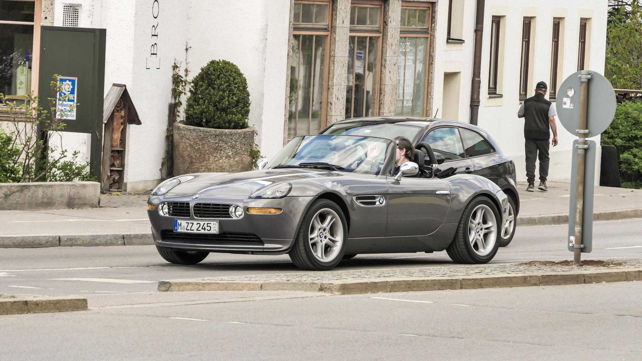 BMW Z8 - M-ZZ-245