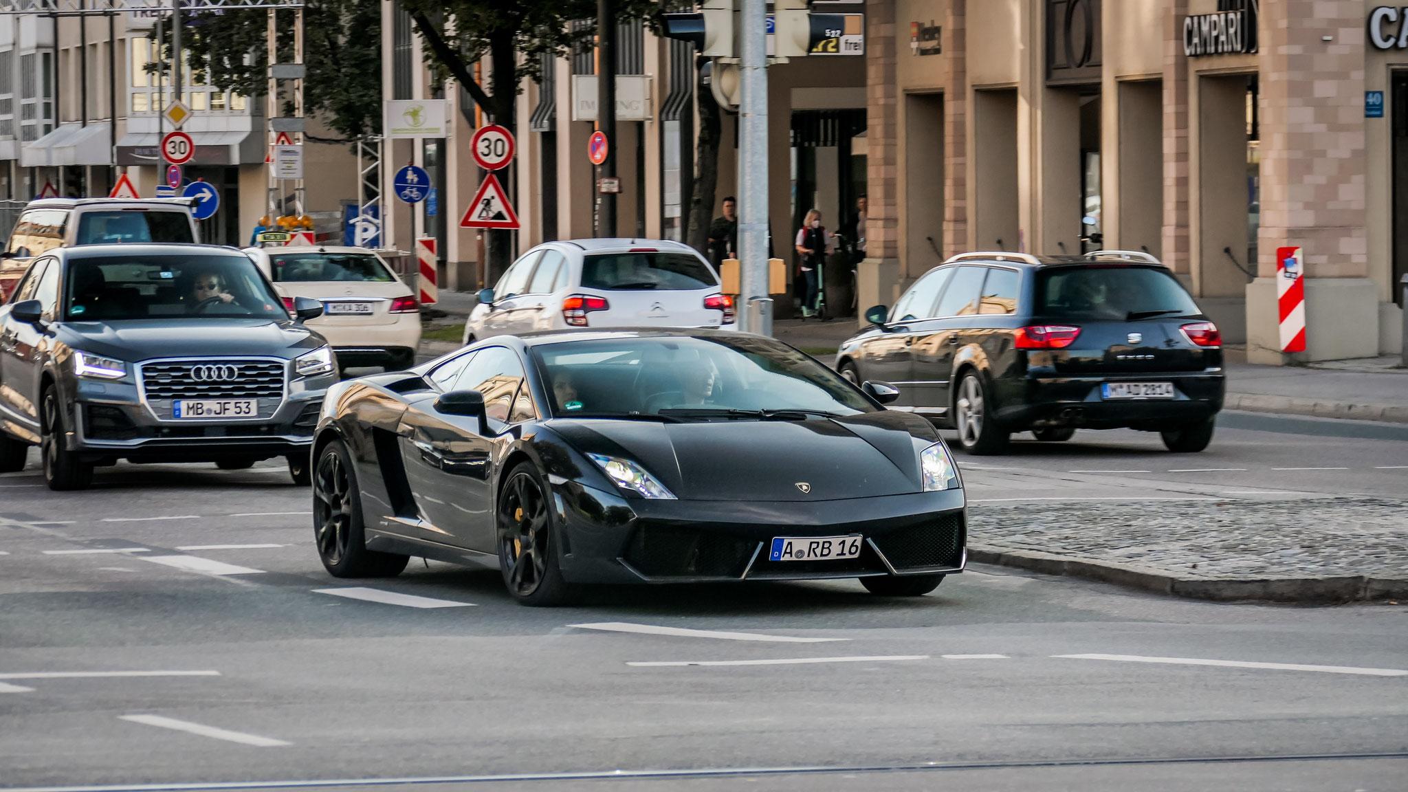 Lamborghini Gallardo - A-RB-16