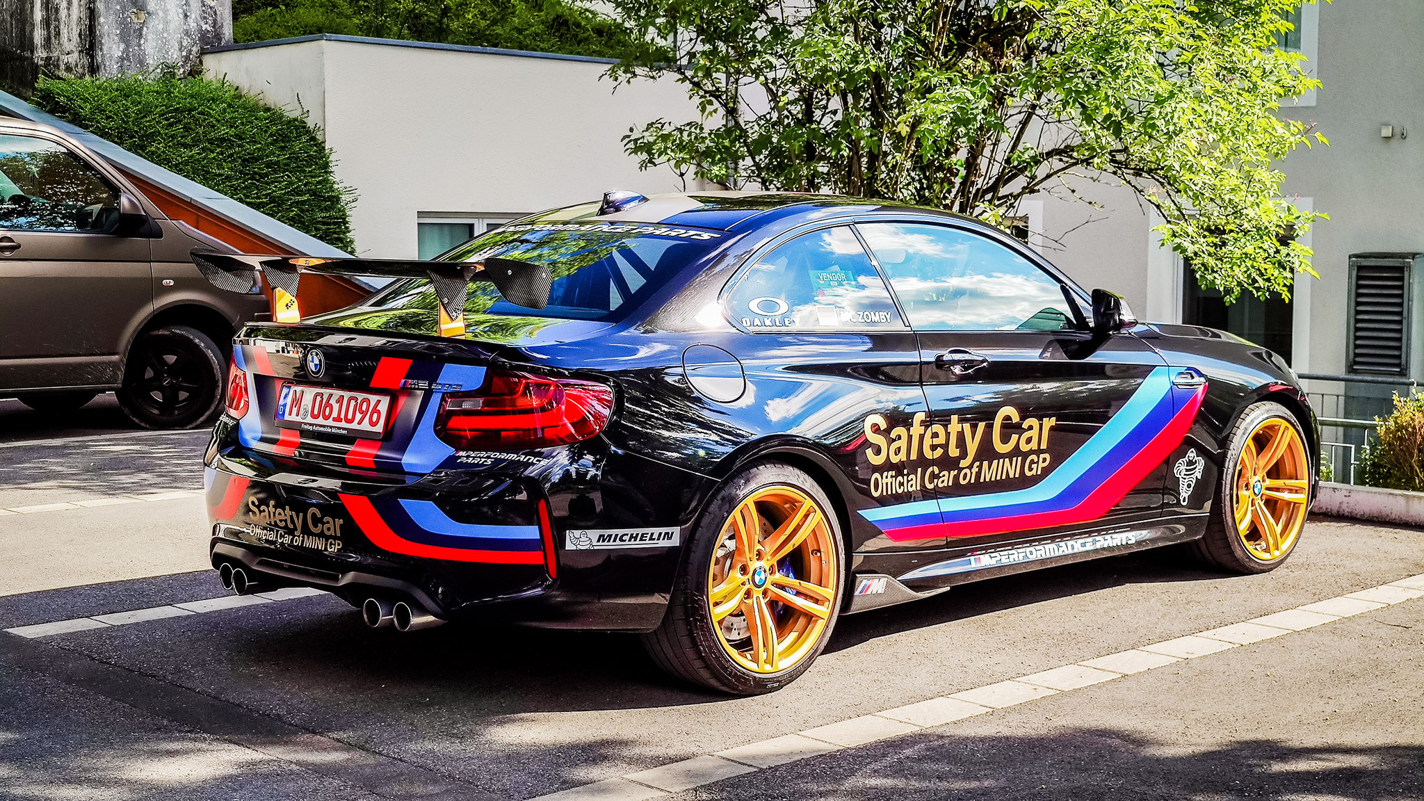 BMW M2 Safety Car - M-061096
