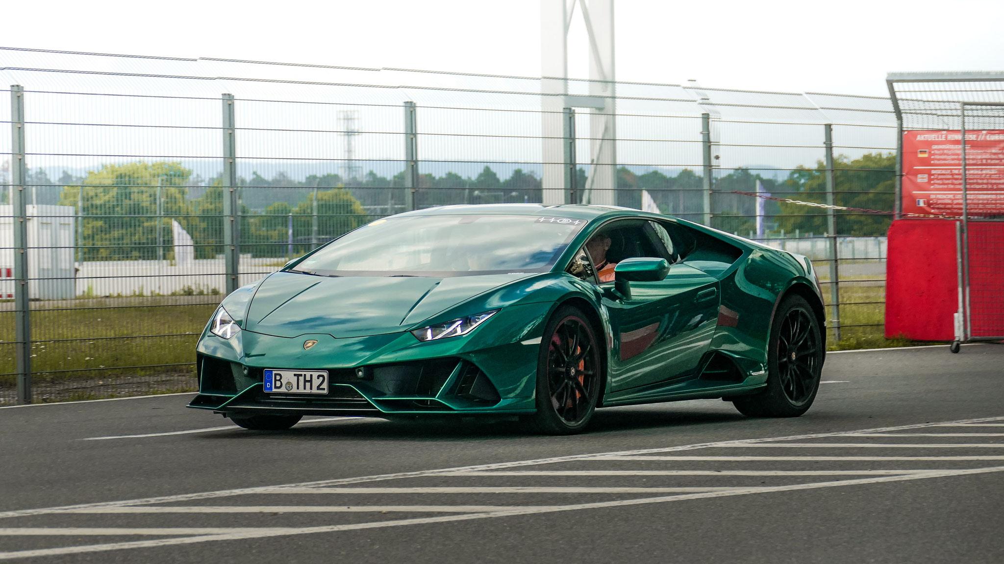 Lamborghini Huracan Evo - B-TH-2