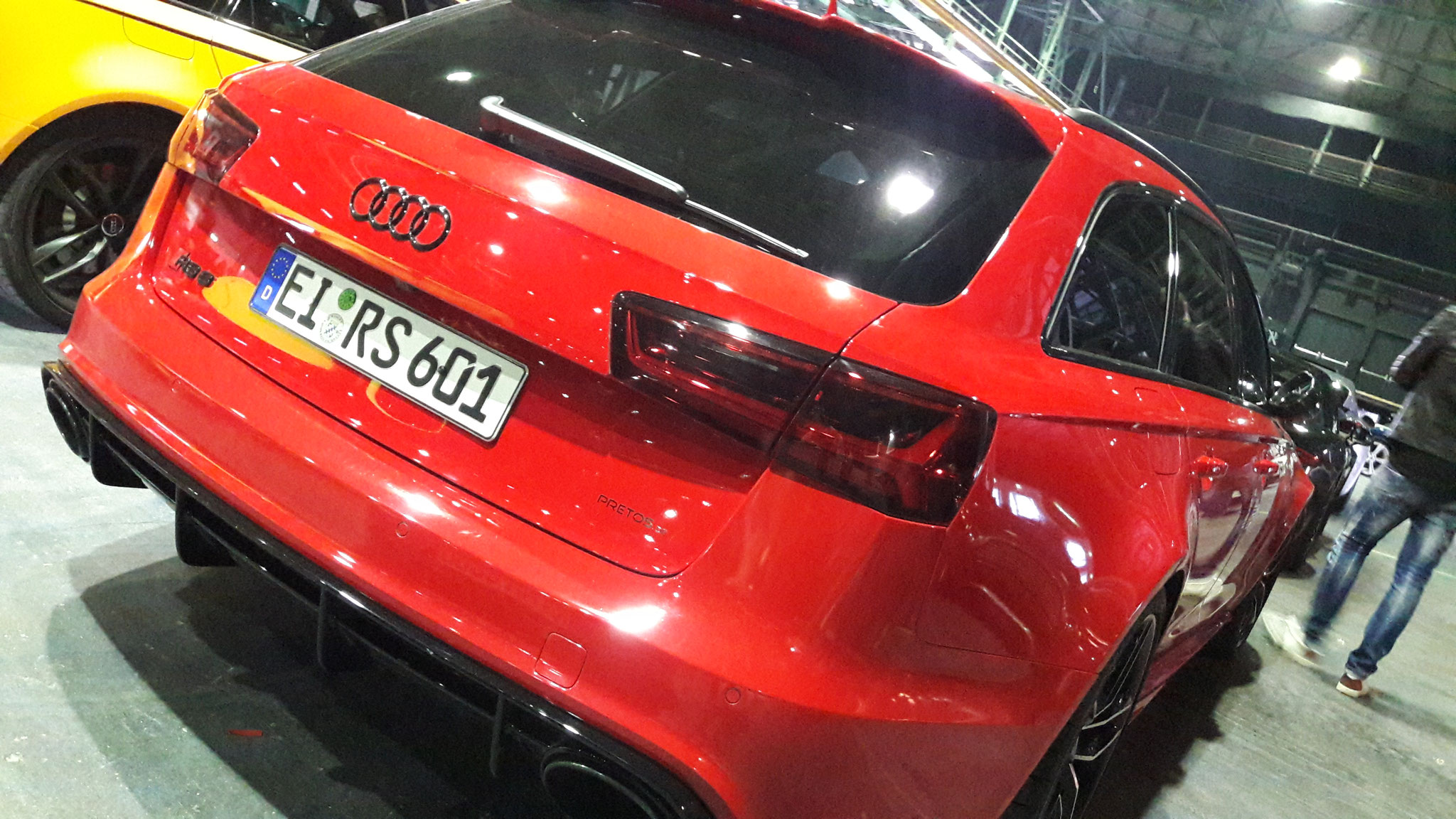 Audi RS6 - EI-RS-601