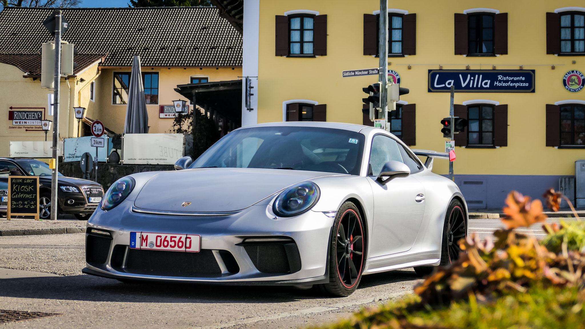 Porsche 991 GT3 - M-06560