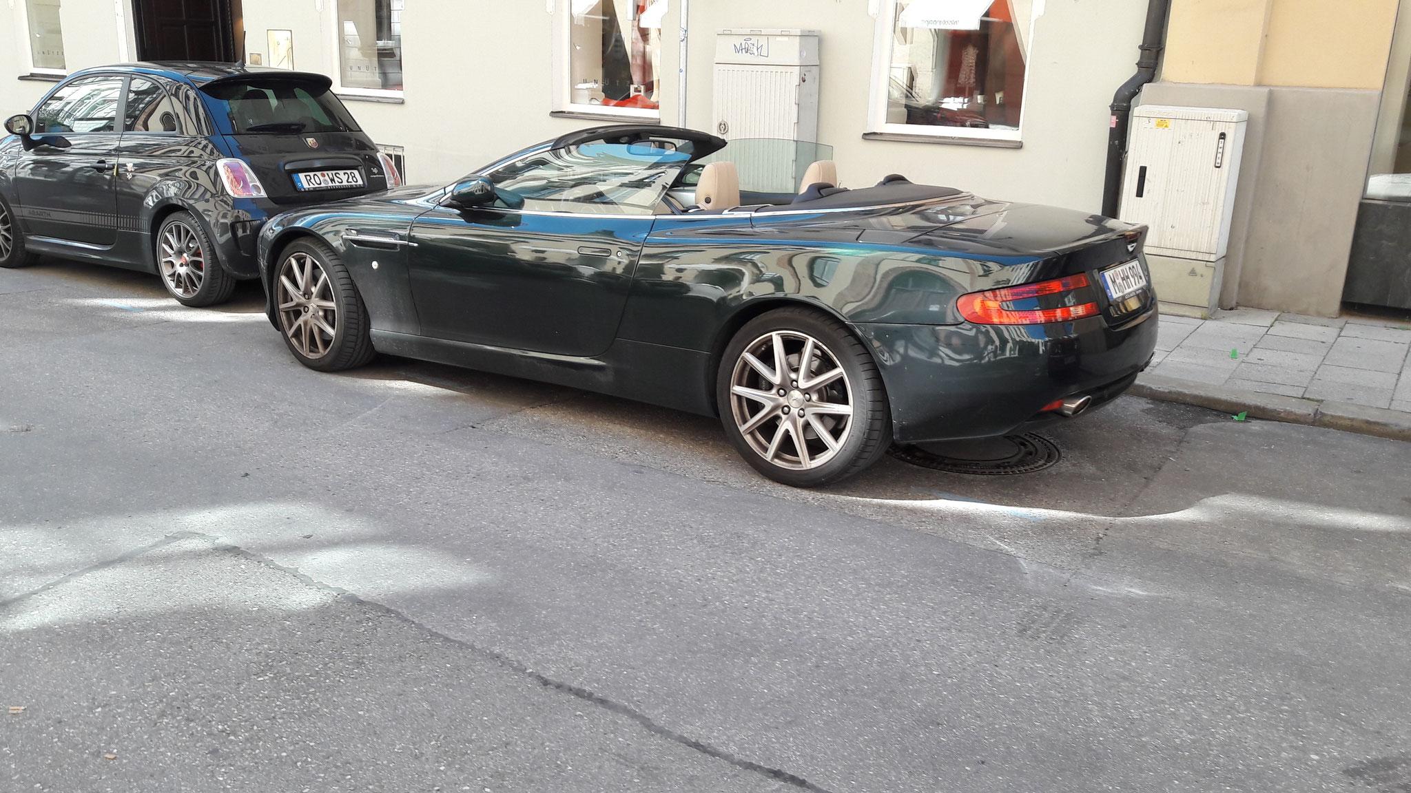 Aston Martin DB9 Volante - M-HH-994