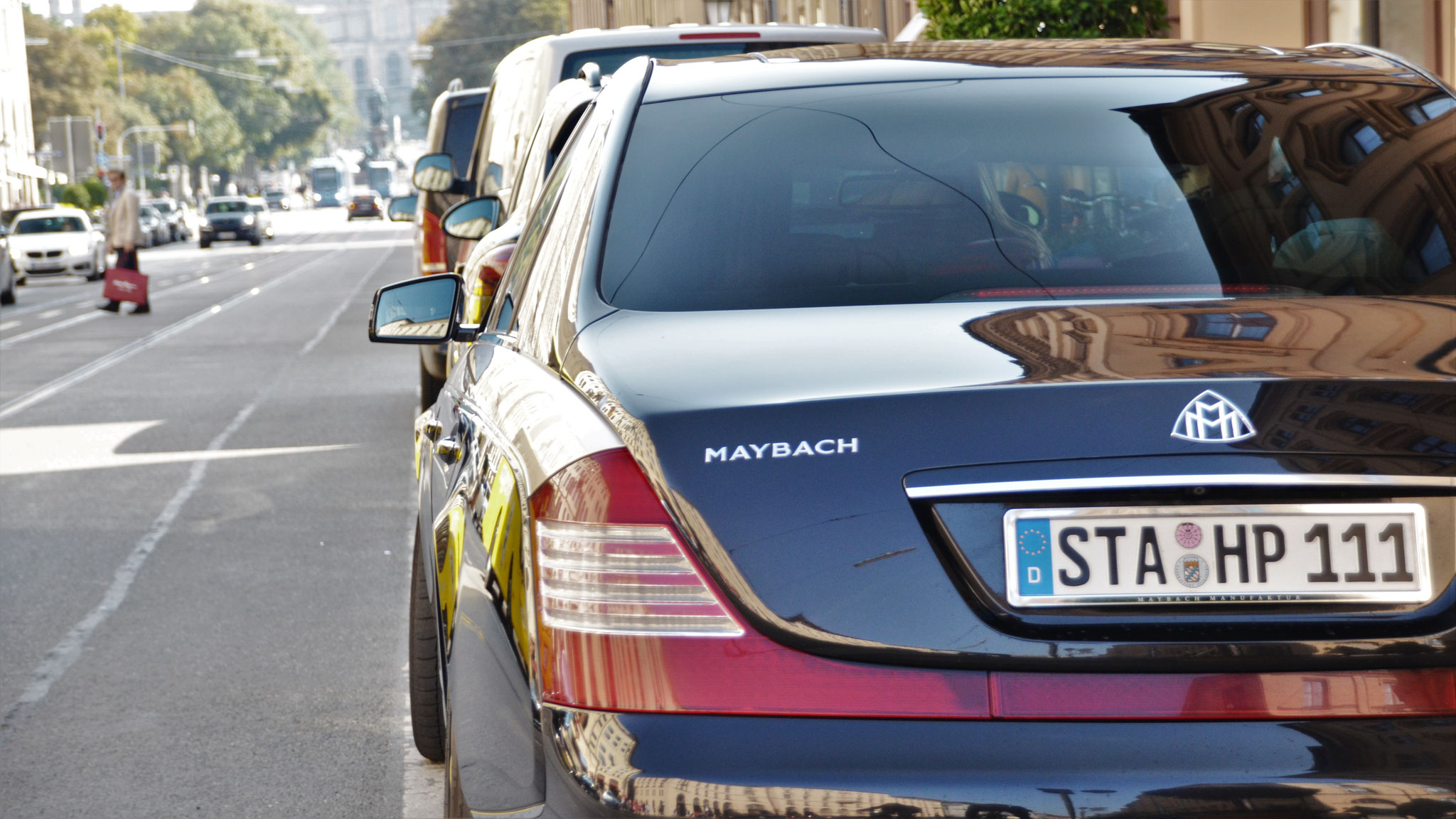 Maybach 57S - STA-HP-111