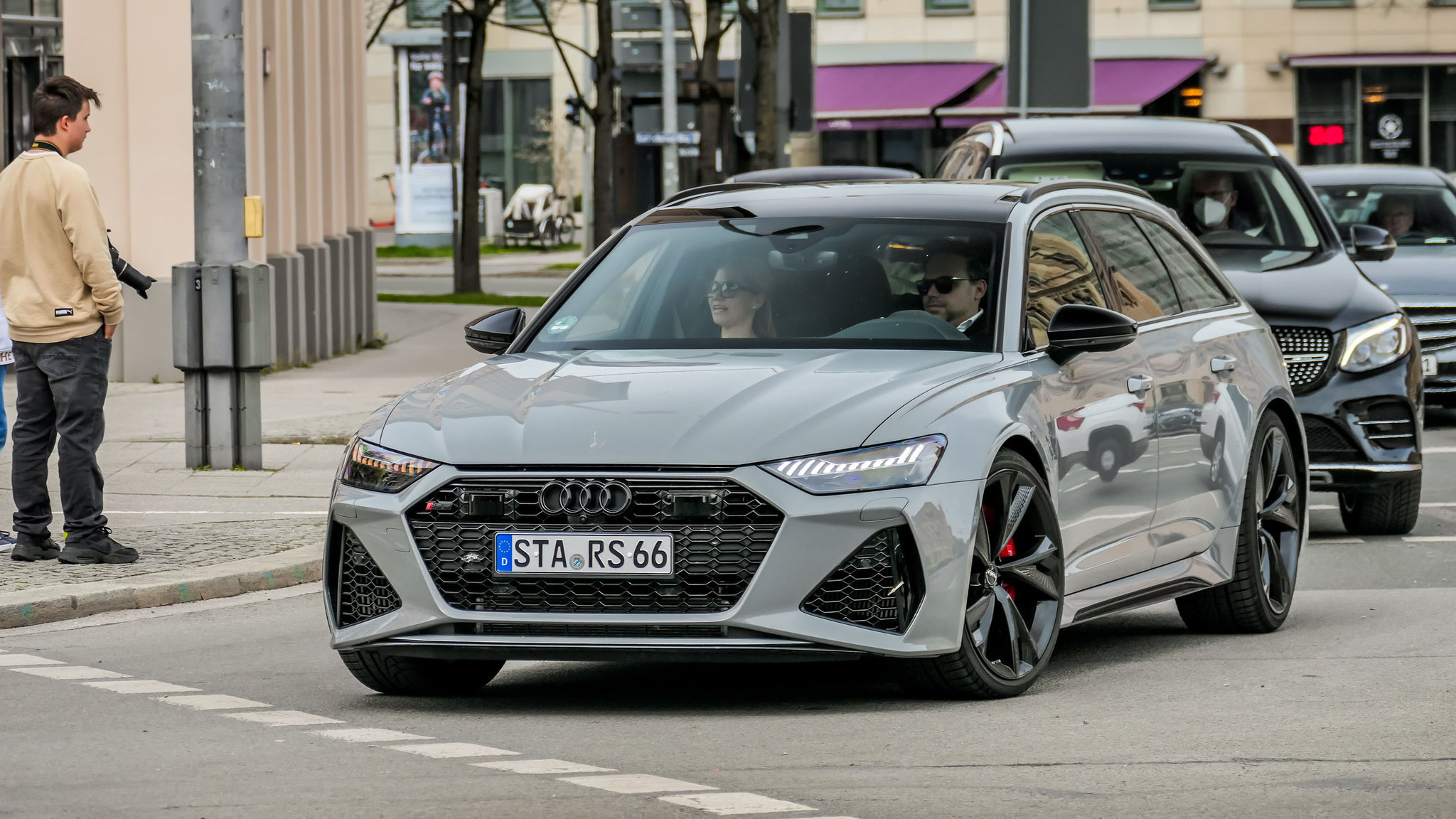 Audi RS6 - STA-RS-66