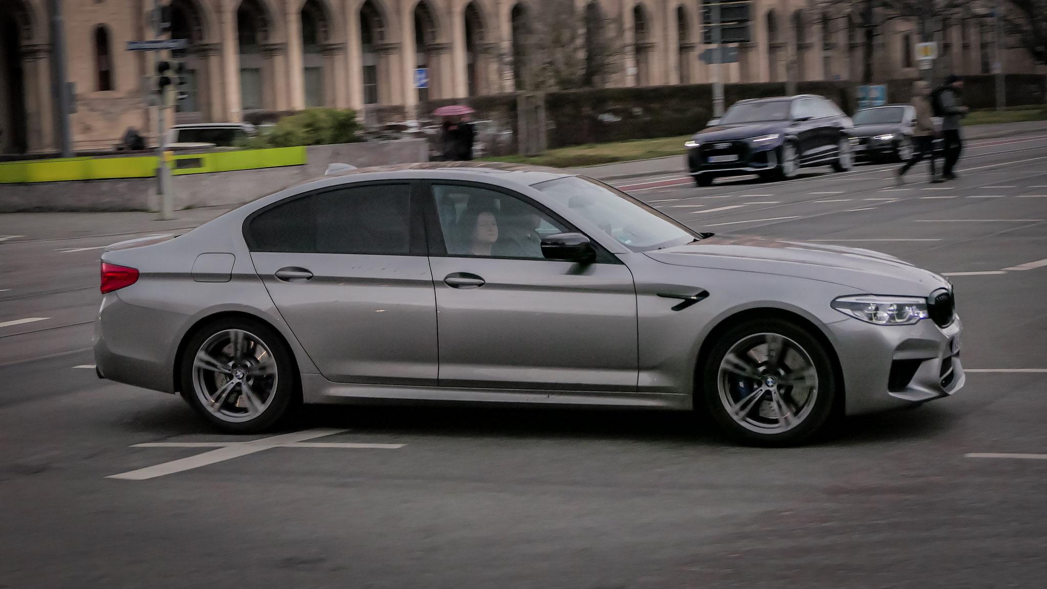 BMW M5 - WS-MI-5