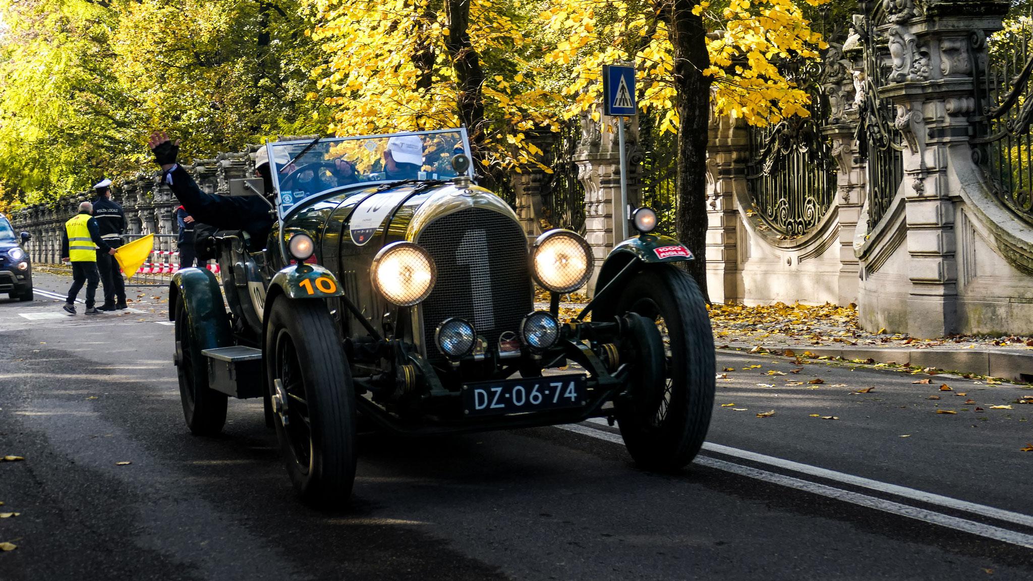 Bentley 3 Litre - DZ-06-74 (NED)