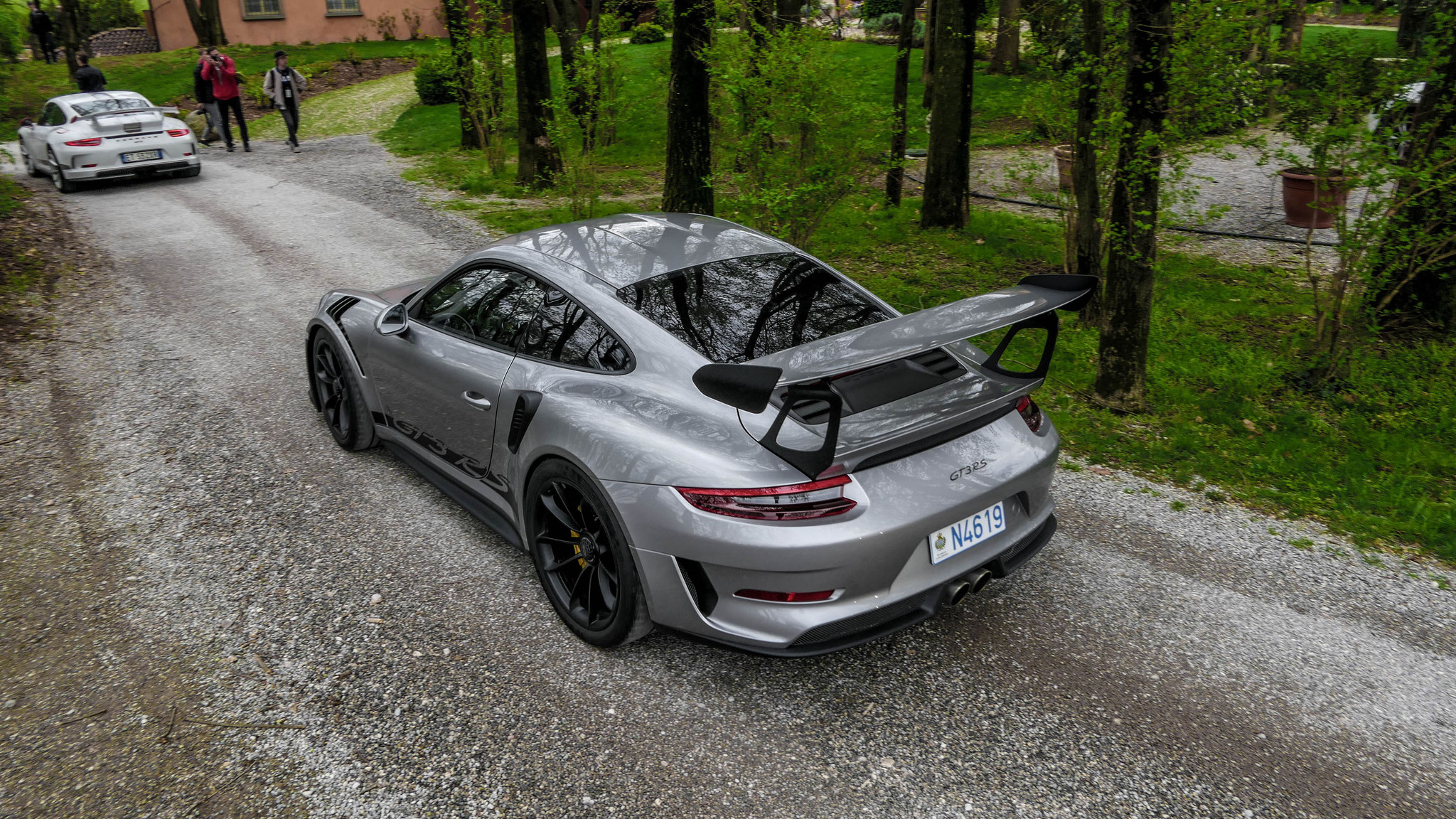 Porsche 911 991.2 GT3 RS - N4619 (AND)