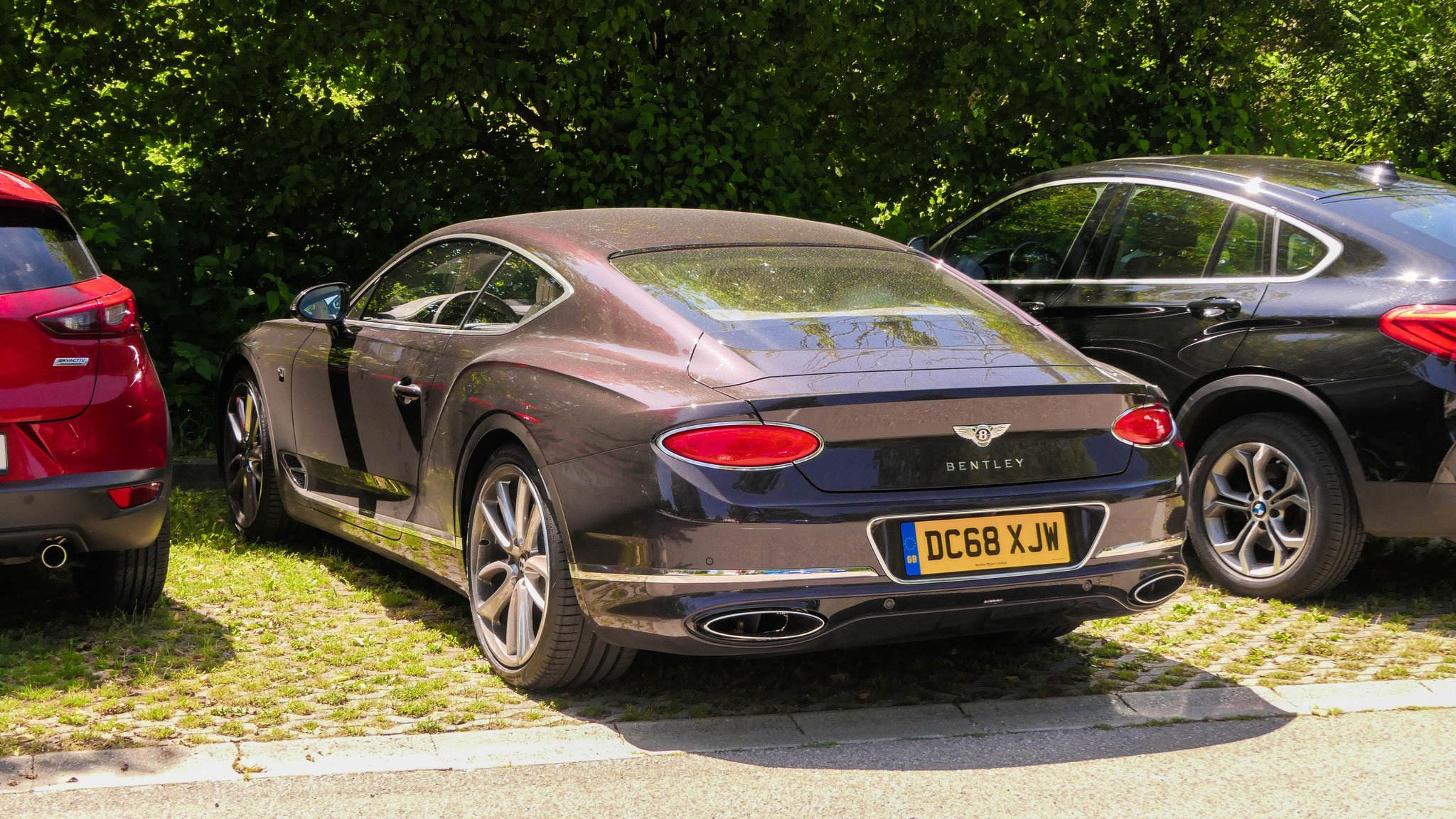 Bentley Continental GT - DC68-XJW (GB)