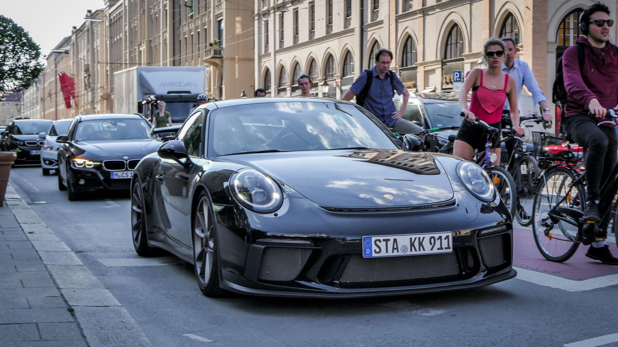 Porsche 991 GT3 - STA-KK-911