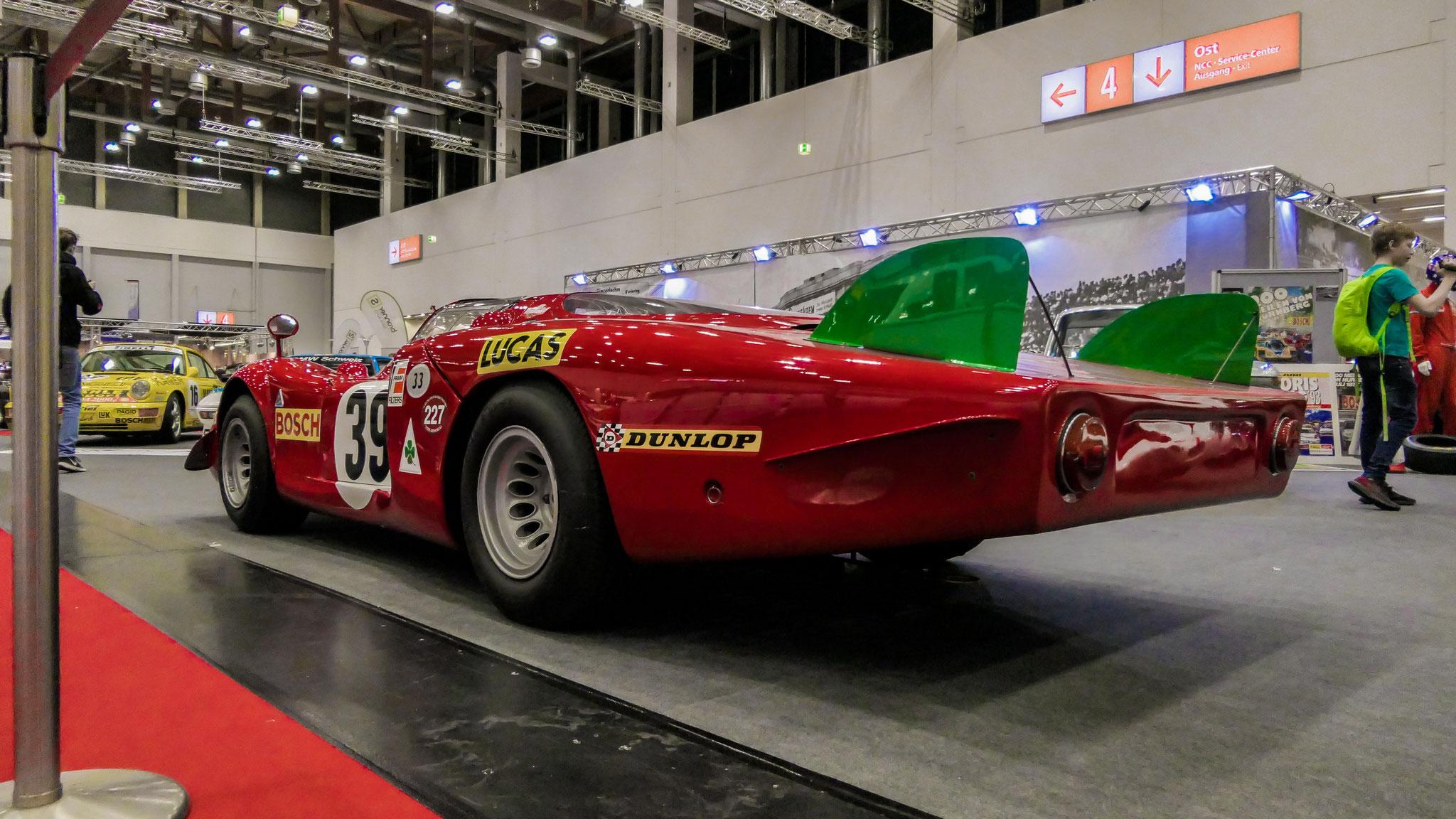 Alfa Romeo T33/2 1968