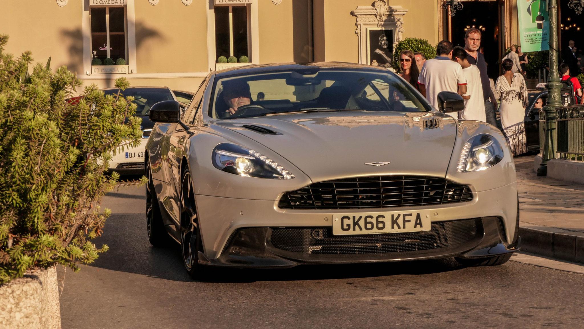 Aston Martin Vanquish S - GK66-KFA (GB)