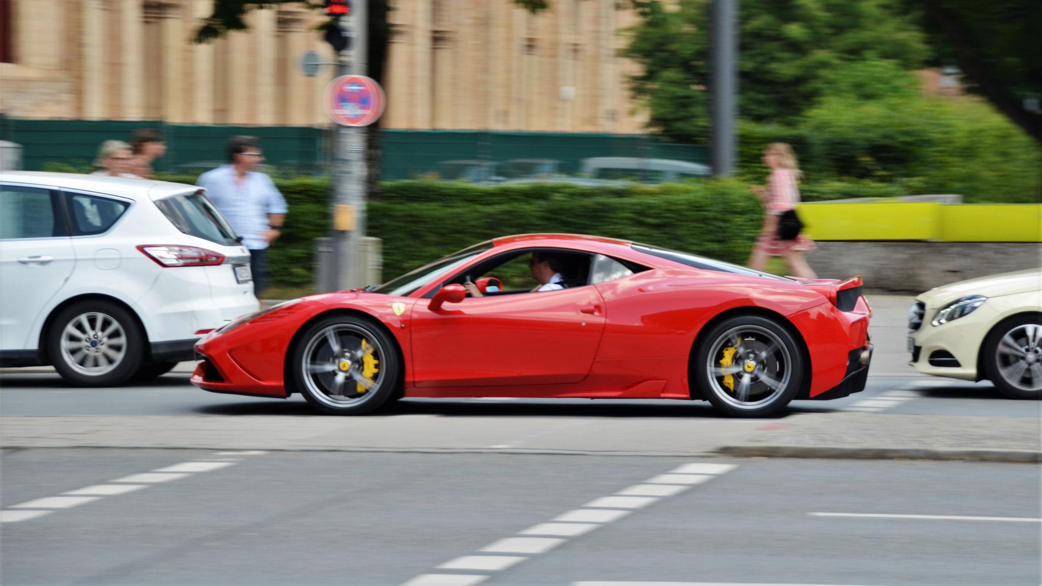 Ferrari 458 Speciale - STA-JA-11