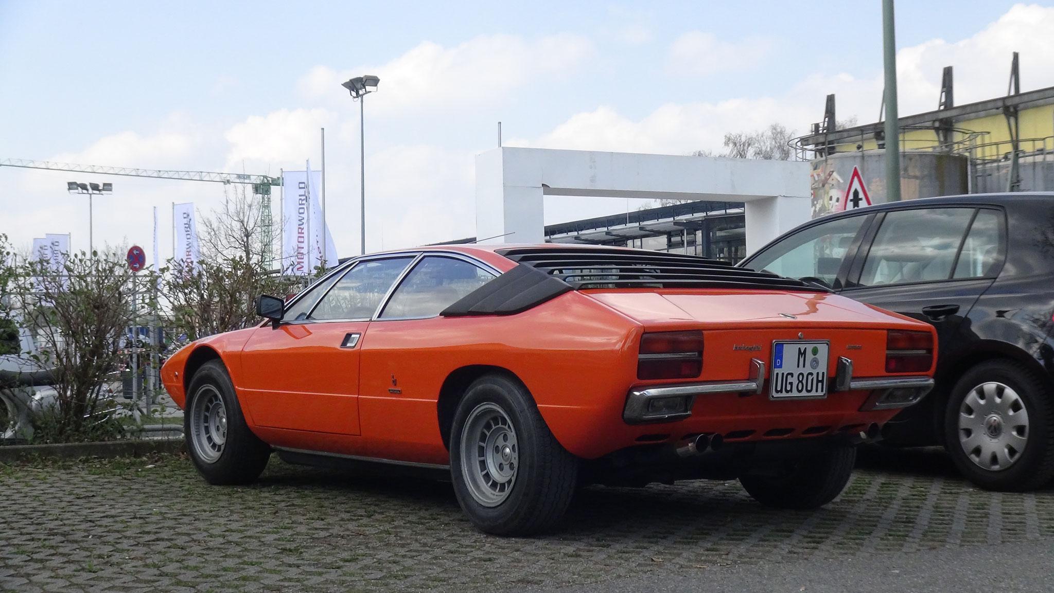 Lamborghini Urraco - M-UG-80H