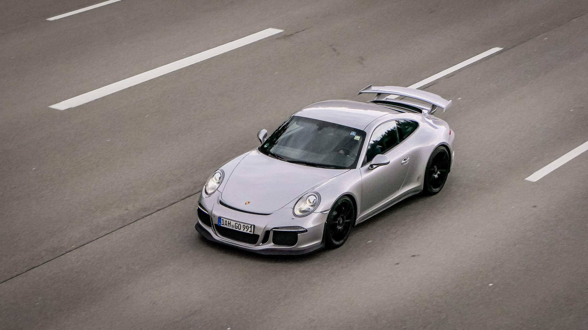 Porsche 991 GT3 - DA-GO-991