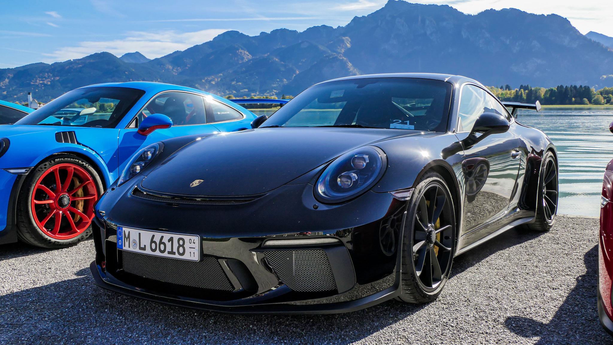 Porsche 991 GT3 - M-L-6618