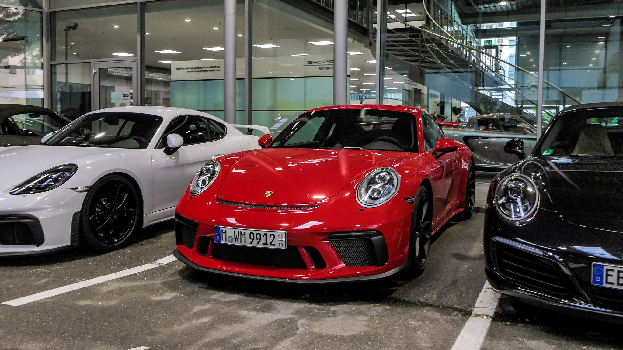 Porsche 991 GT3 - M-WM-9912