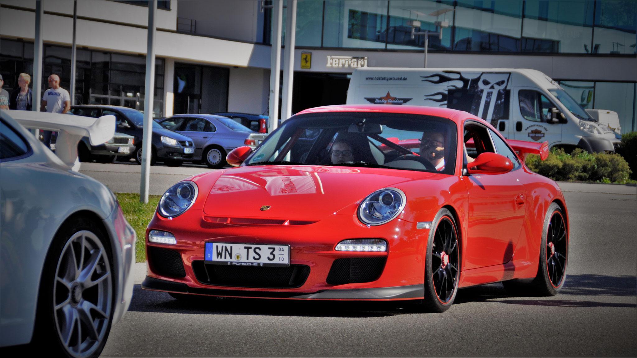 Porsche GT3 997 - WN-TS-3