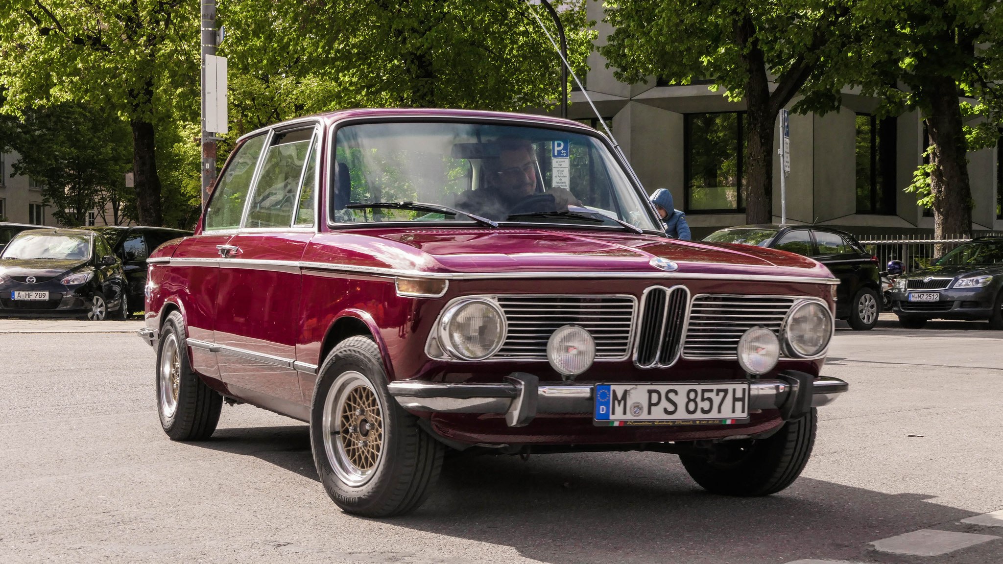BMW 2002 Tii - M-PS-857H