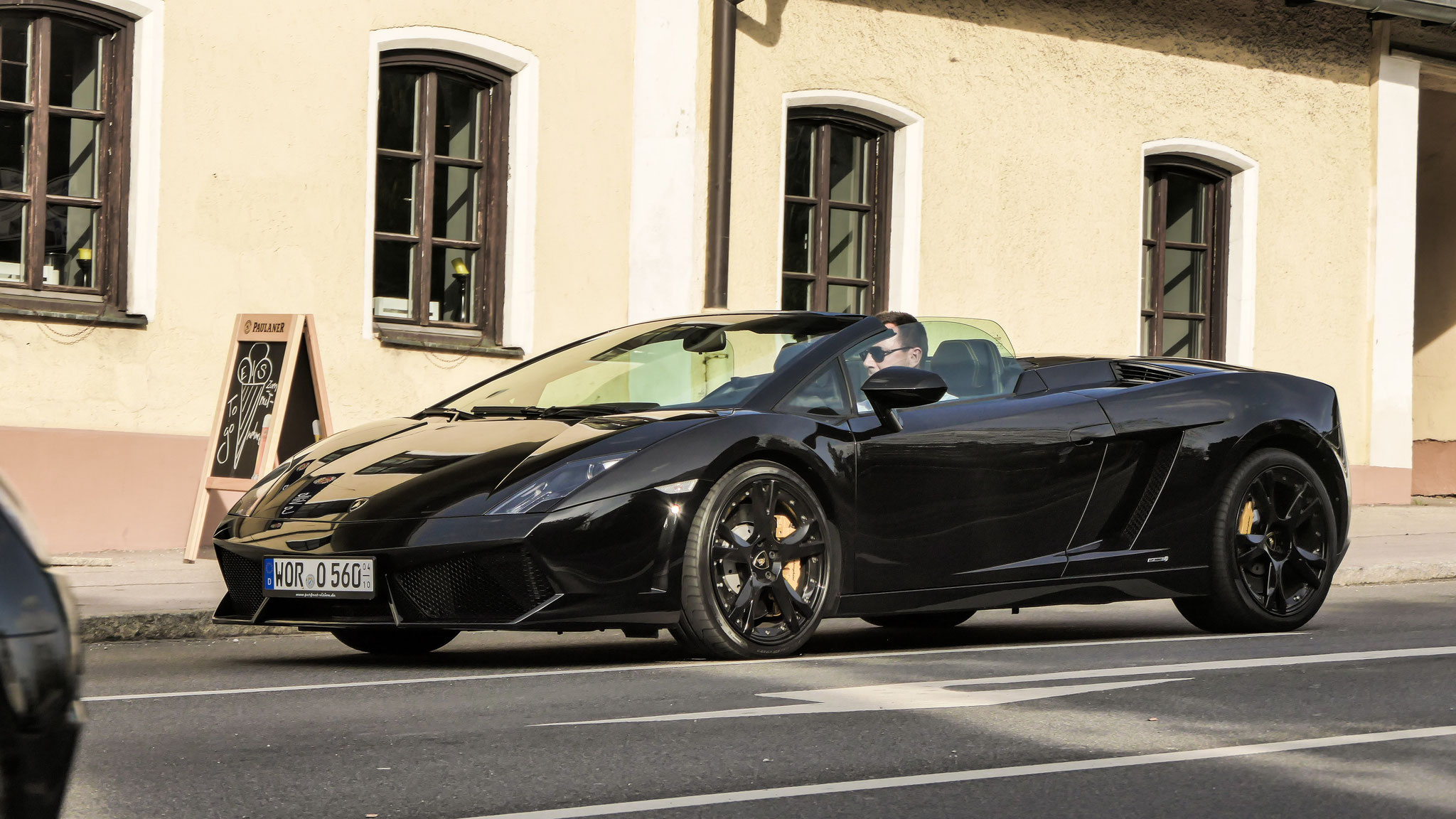 Lamborghini Gallardo Spyder - WOR-O-560