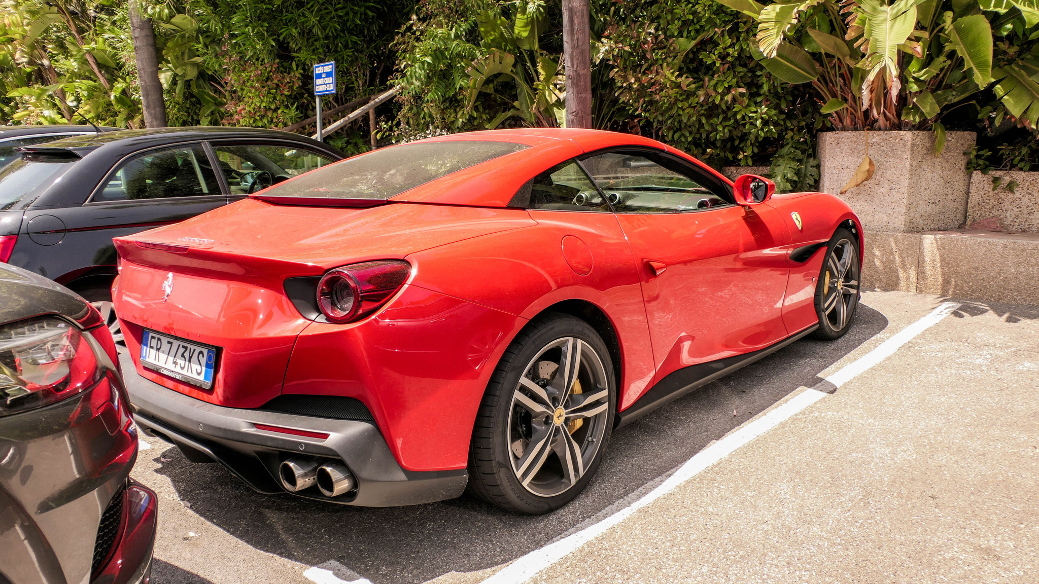 Ferrari Portofino - FR-743-KS (ITA)