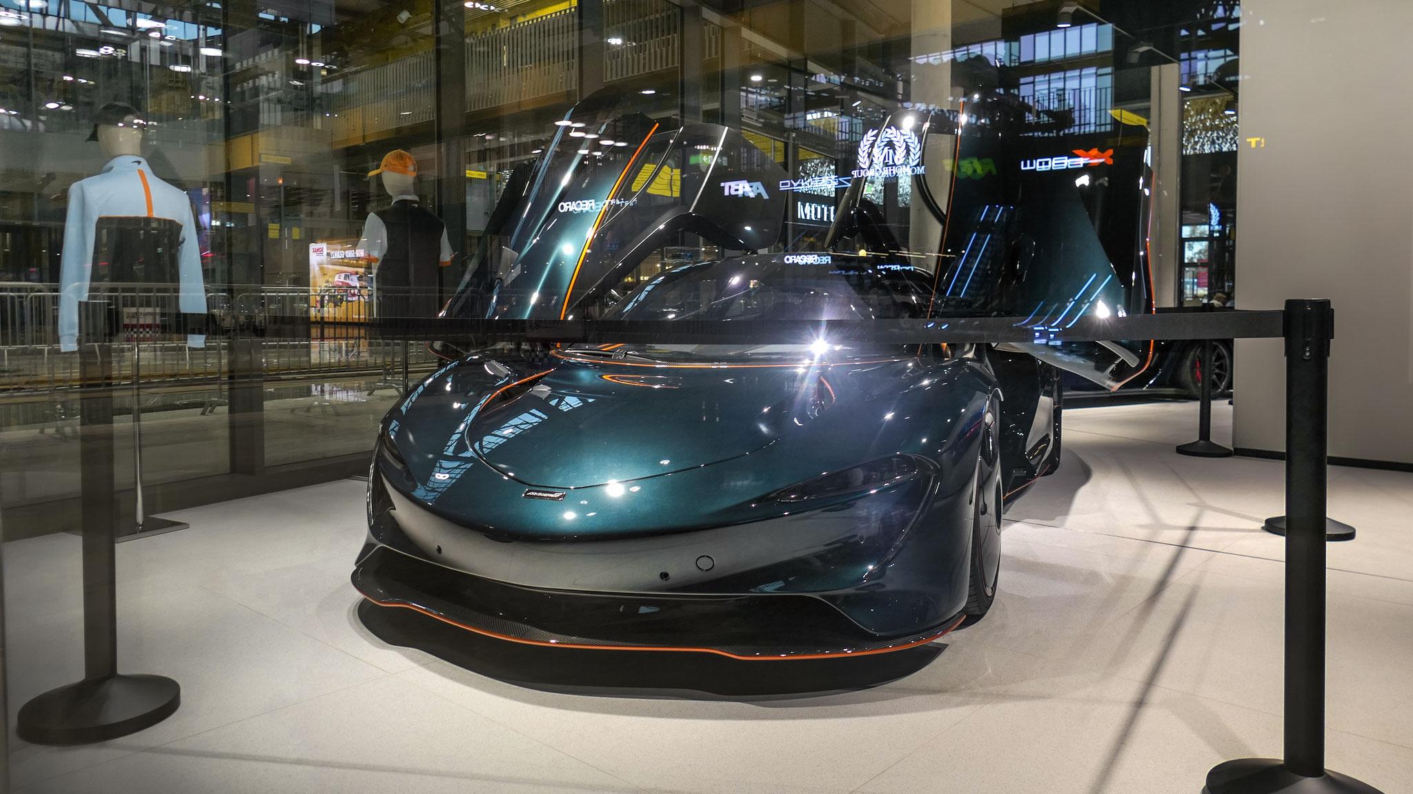 McLaren Speedtail - D-HH-403