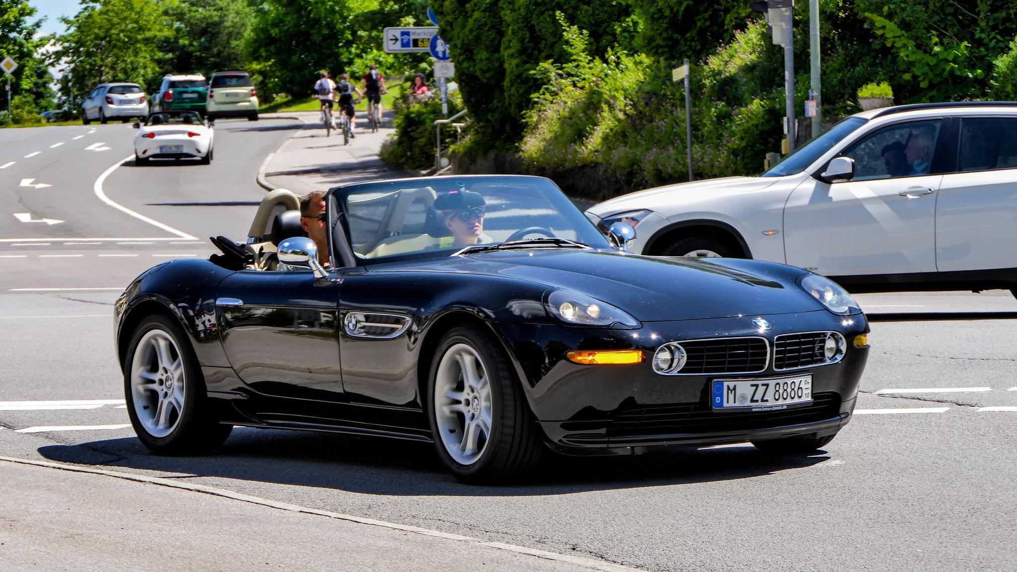 BMW Z8 - M-ZZ-8886