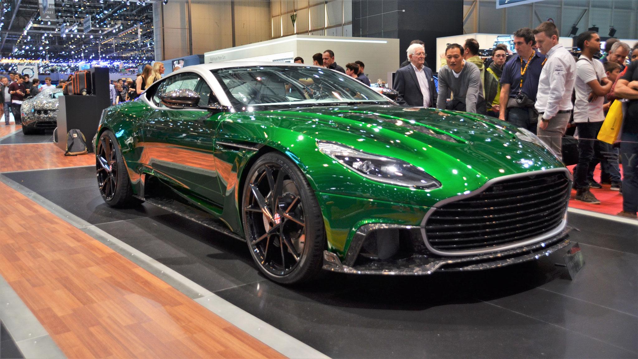 Masory Aston Martin DB11