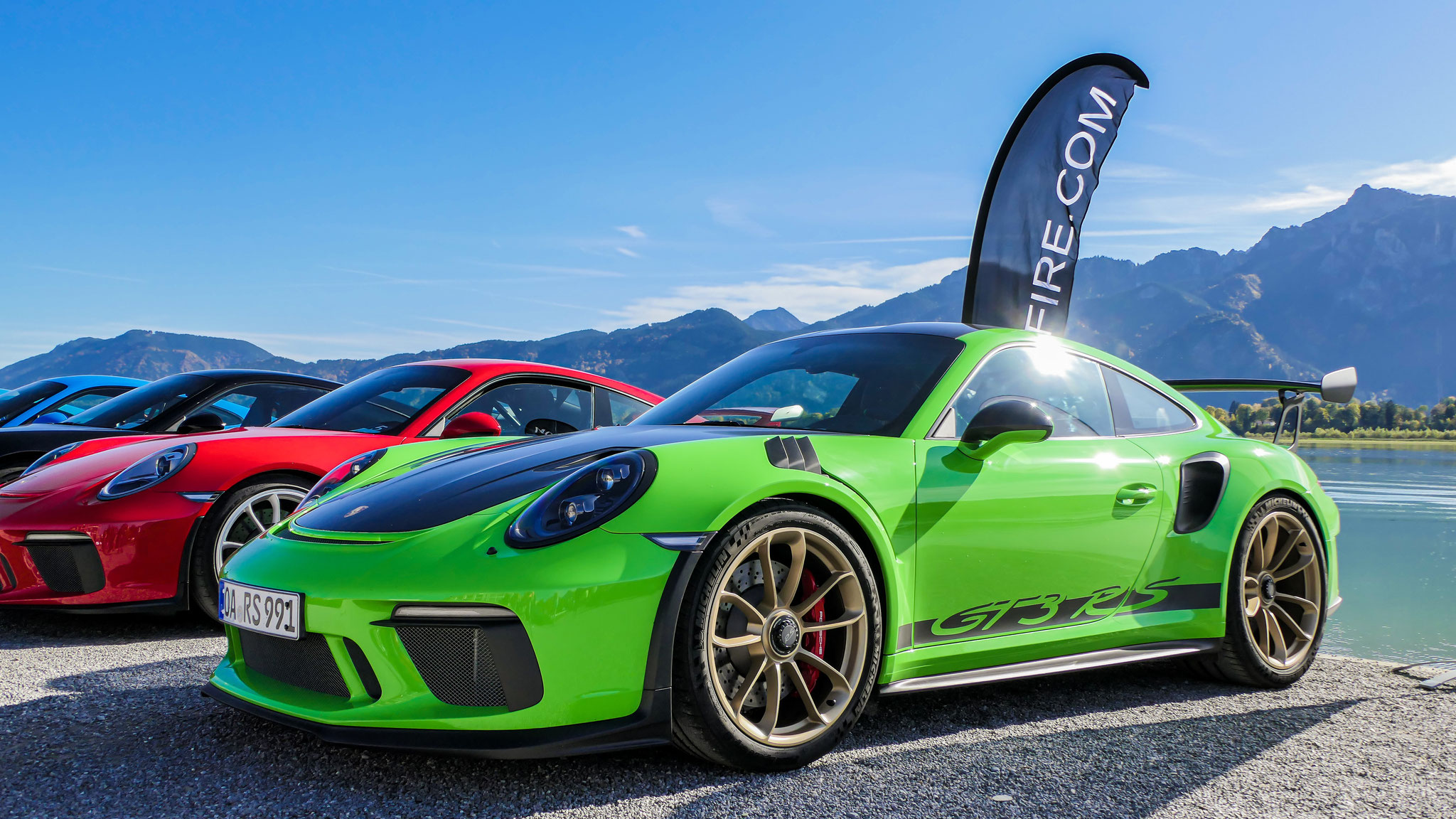 Porsche 911 991.2 GT3 RS - OA-RS-991