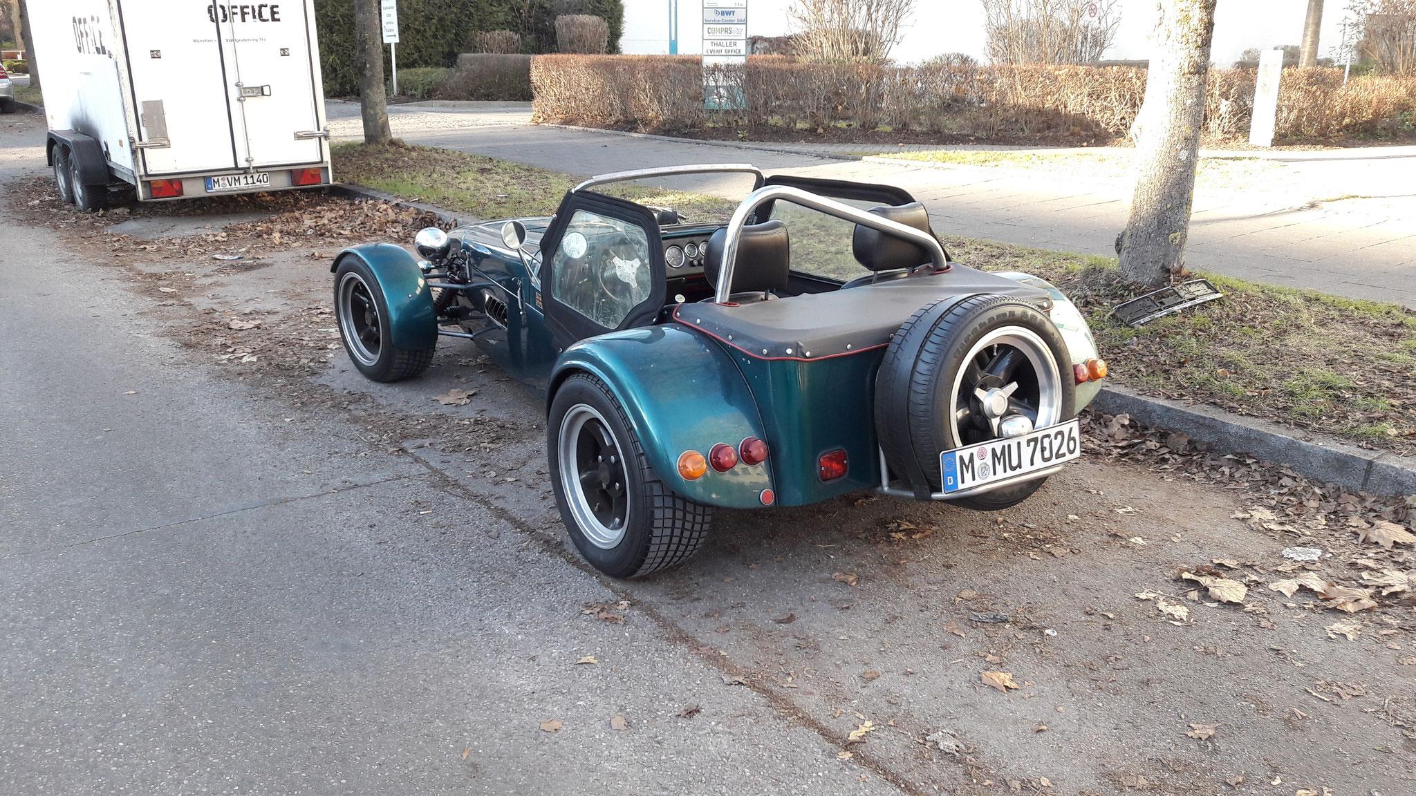Lotus 7 - M-MU-7026