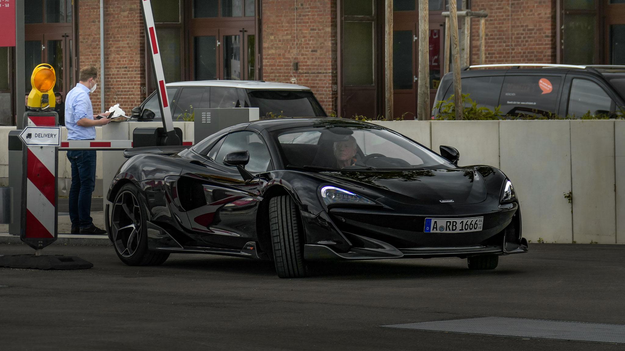 McLaren 600LT Spider - A-RB-1666