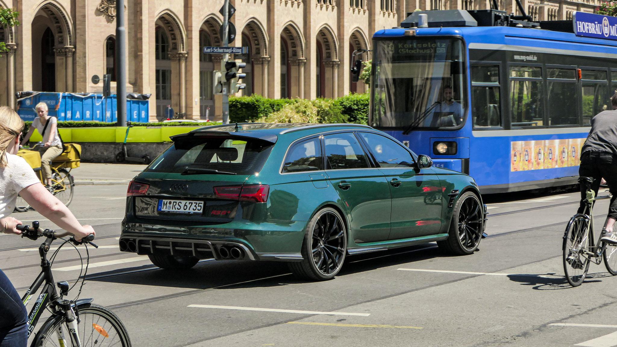 Audi RS6+ Abt - M-RS-6735