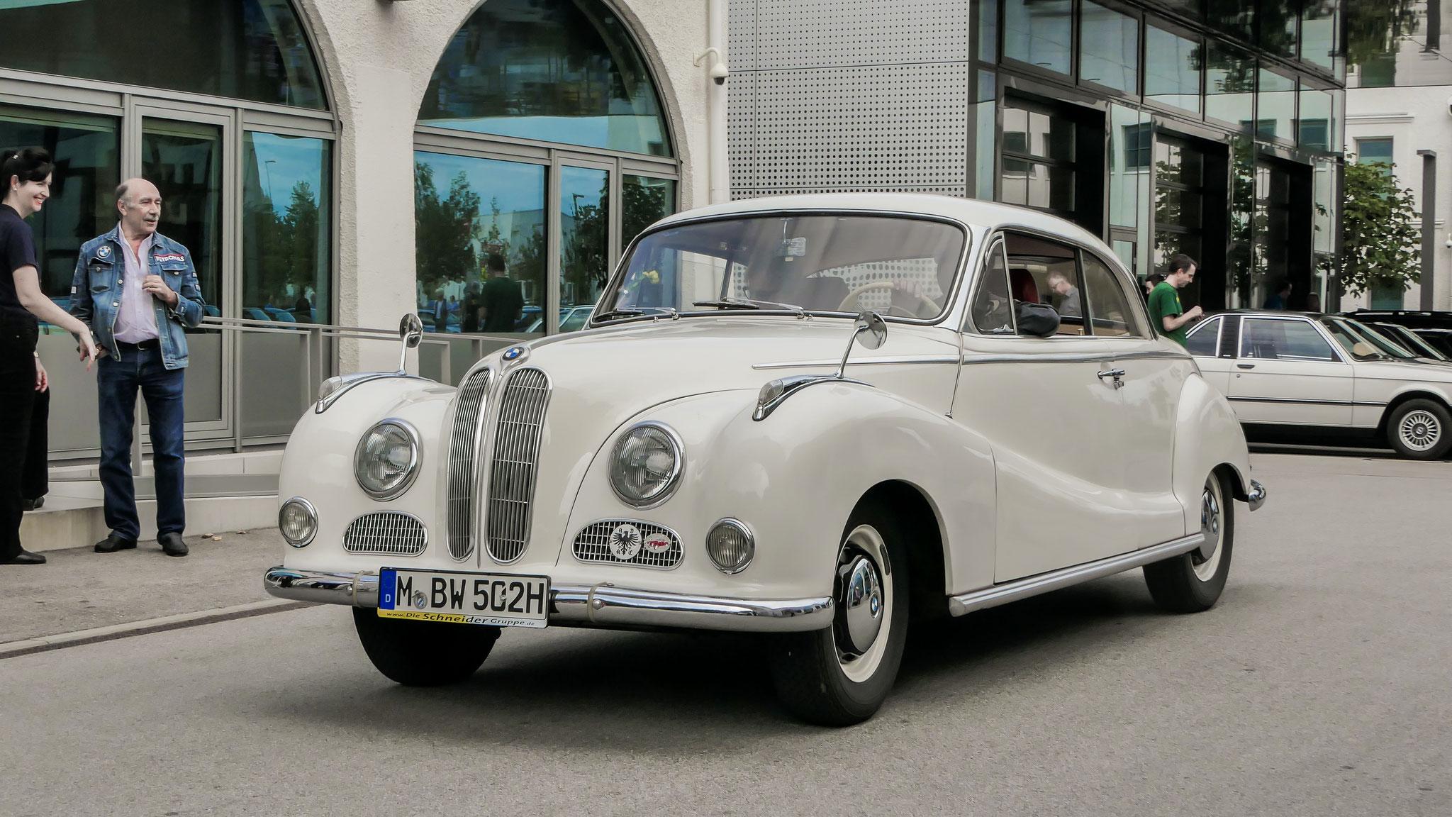BMW 502 - M-BW-502H