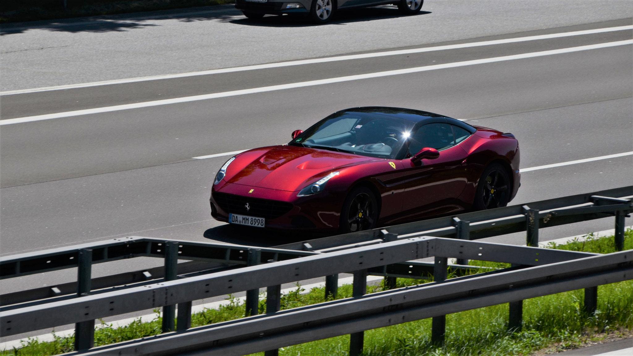 Ferrari California T - DA-MM-8998