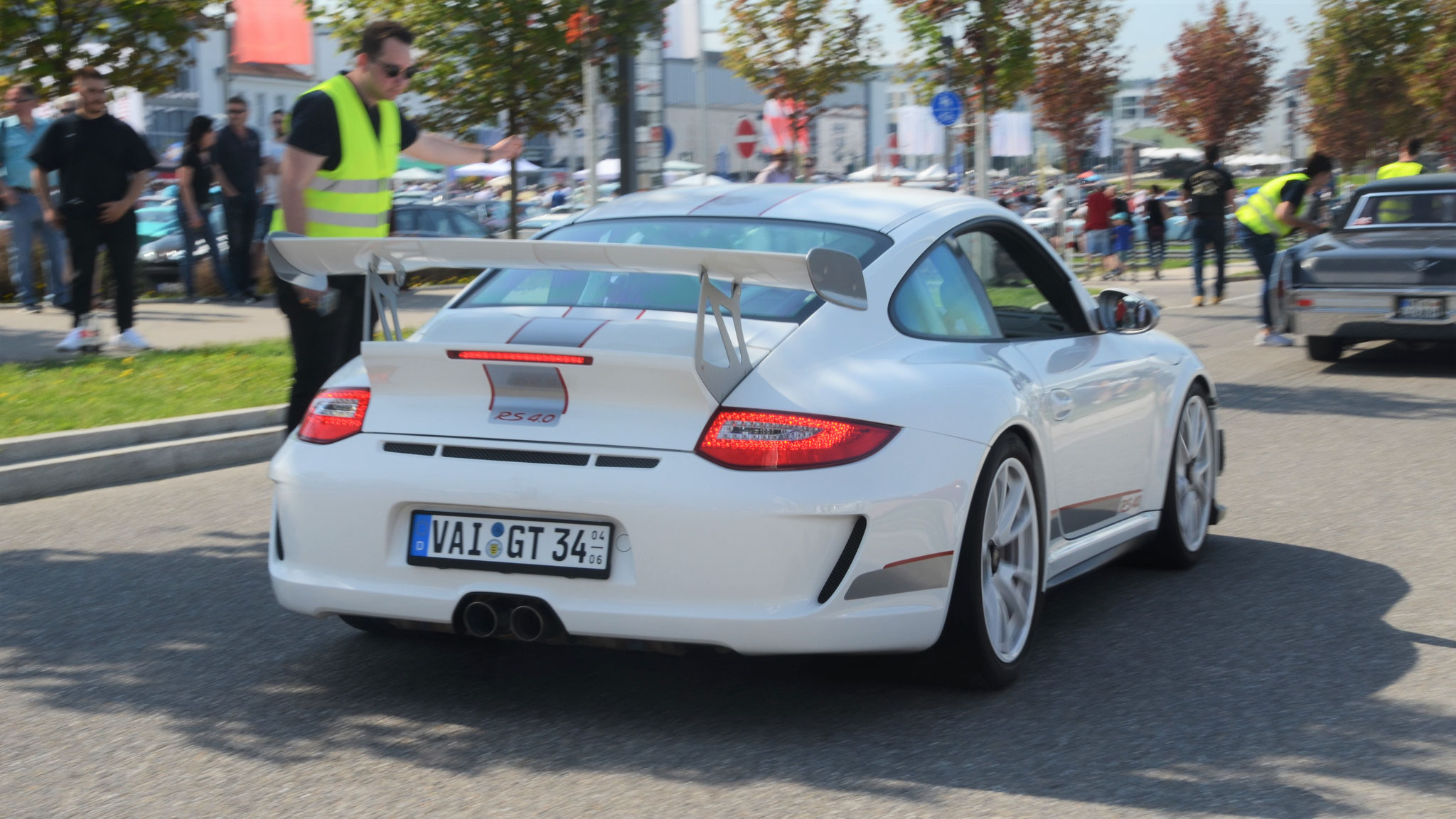 Porsche 911 GT3 RS 4.0 - VAI-GT-34