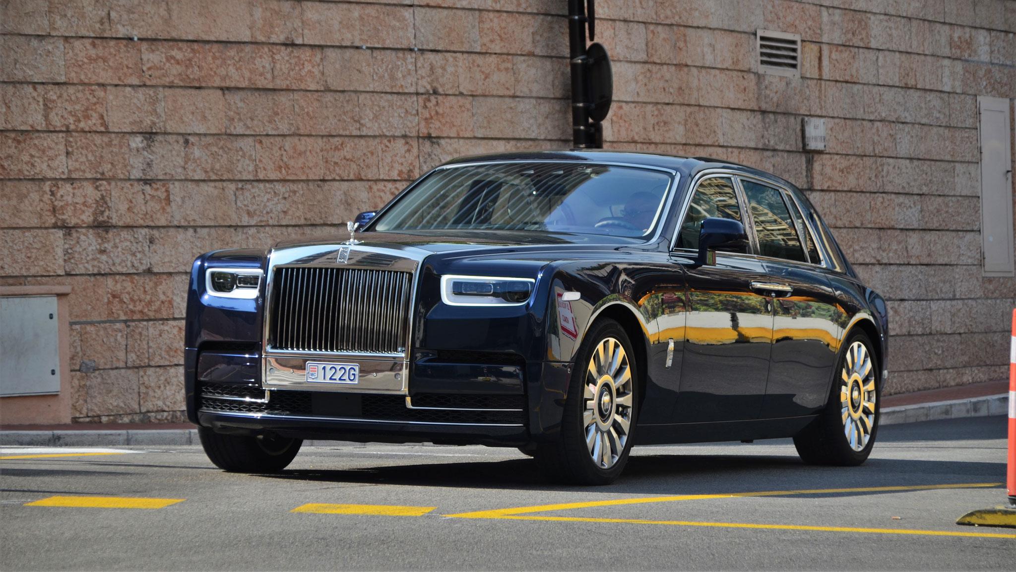 Rolls Royce Phantom - 122G (MC)