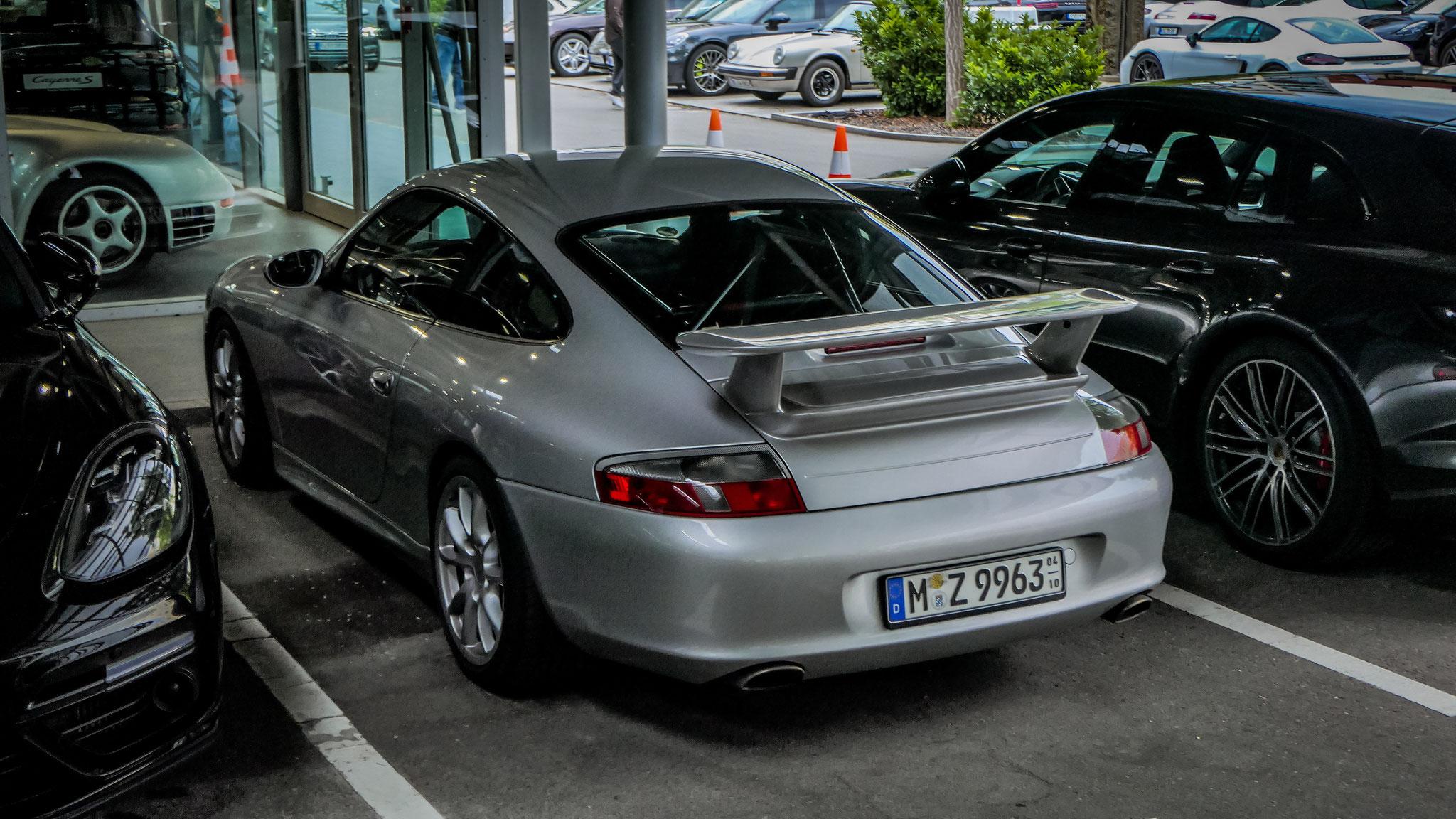 Porsche GT3 996 - M-Z-9963