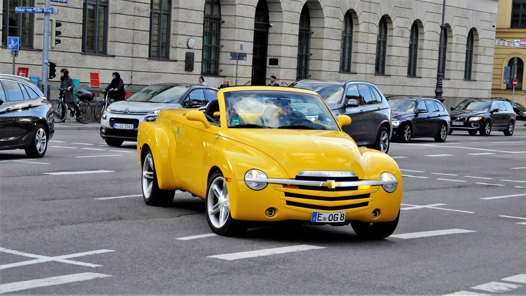 Chevrolet SSR - E-OG-8