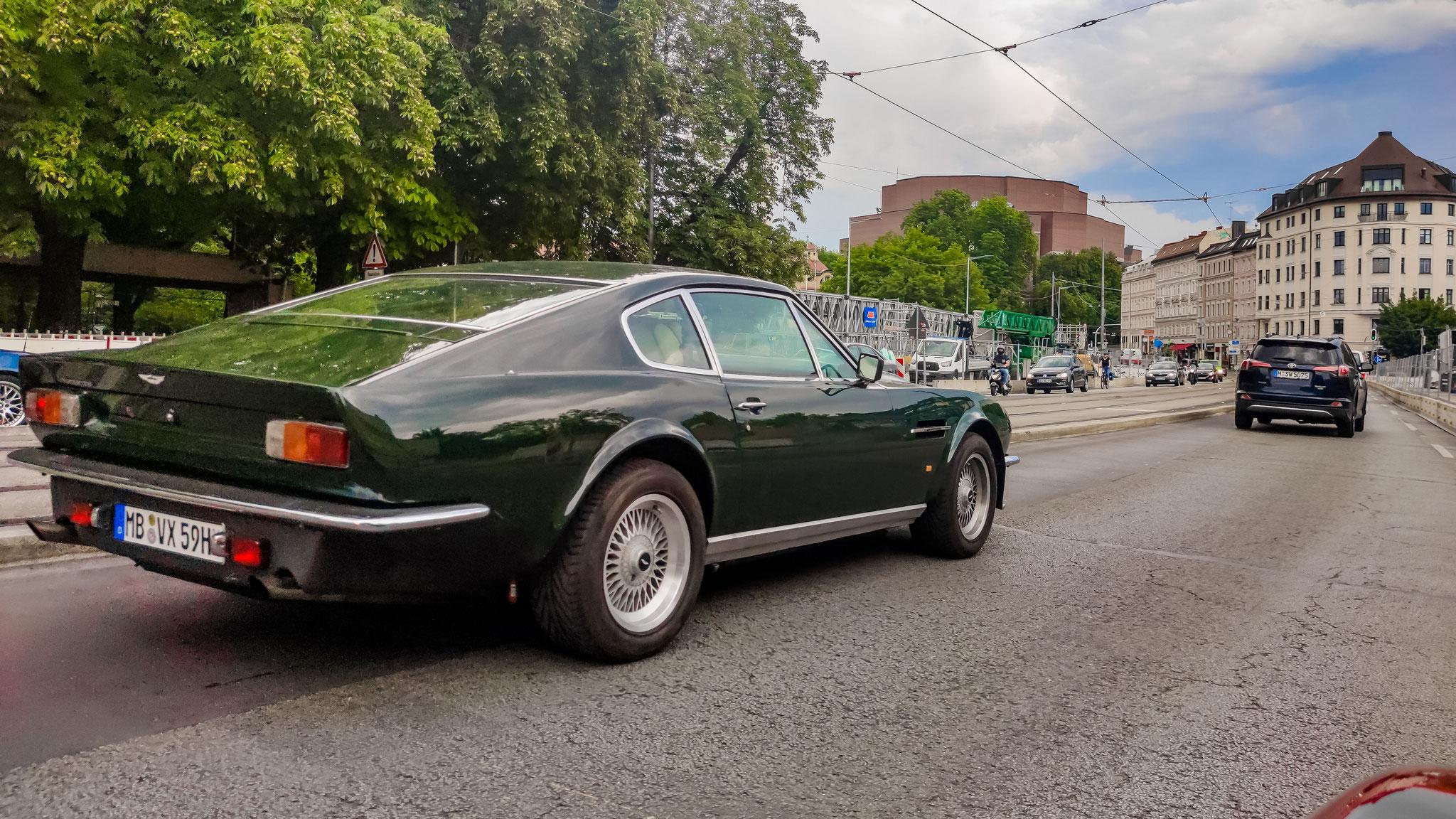 Aston Martin V8 Vantage - MB-VX-59H