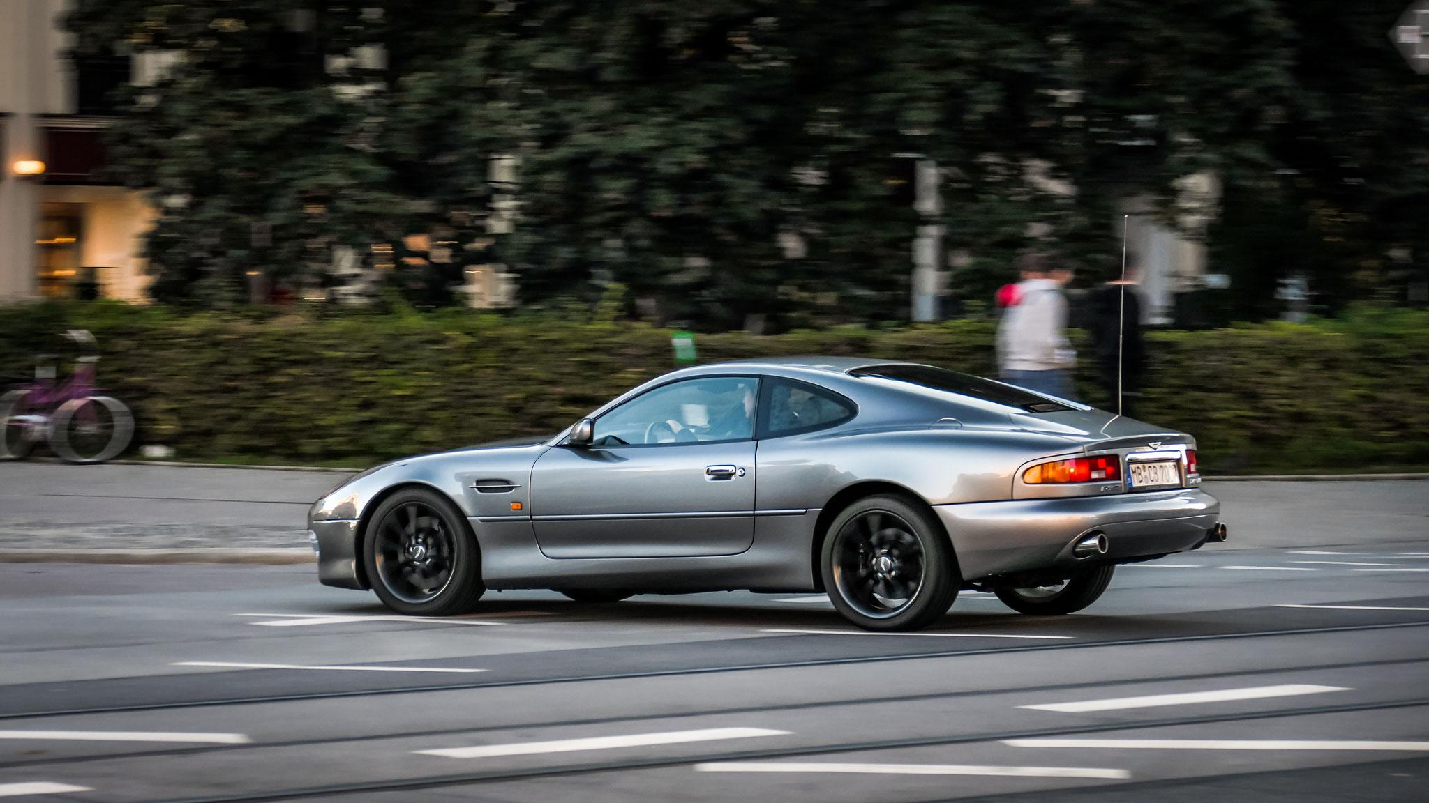 Aston Martin DB7 - MB-CB-7007
