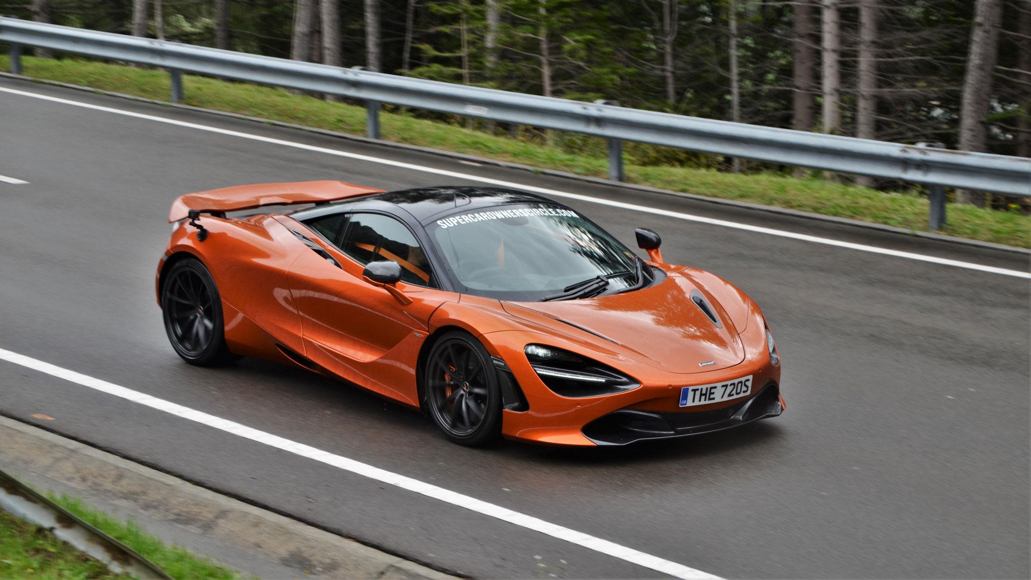 McLaren 720S - THE-720S (GB)