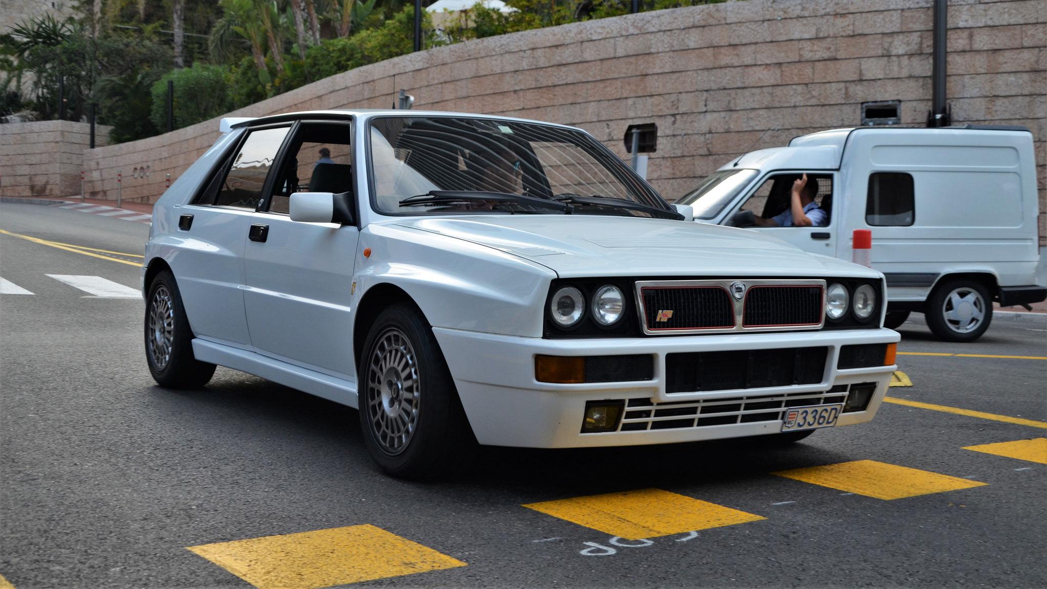 Lancia Delta HF Integrale - 336D (MC)