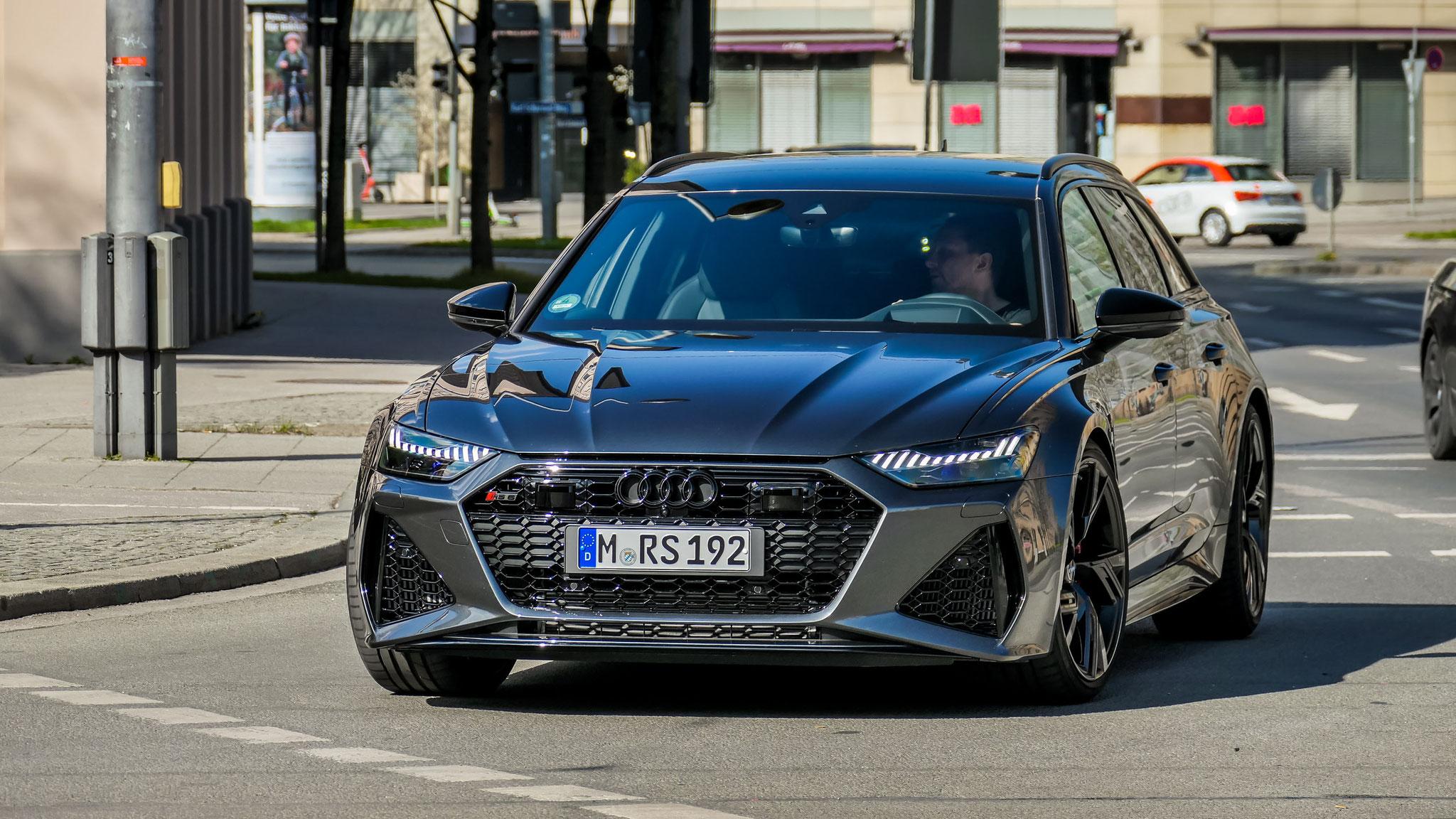 Audi RS6 - M-RS-192