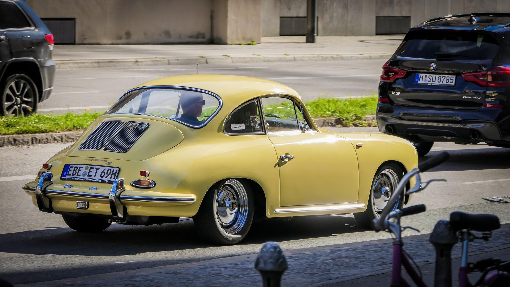 Porsche 356 1600S - EBE-ET-69H