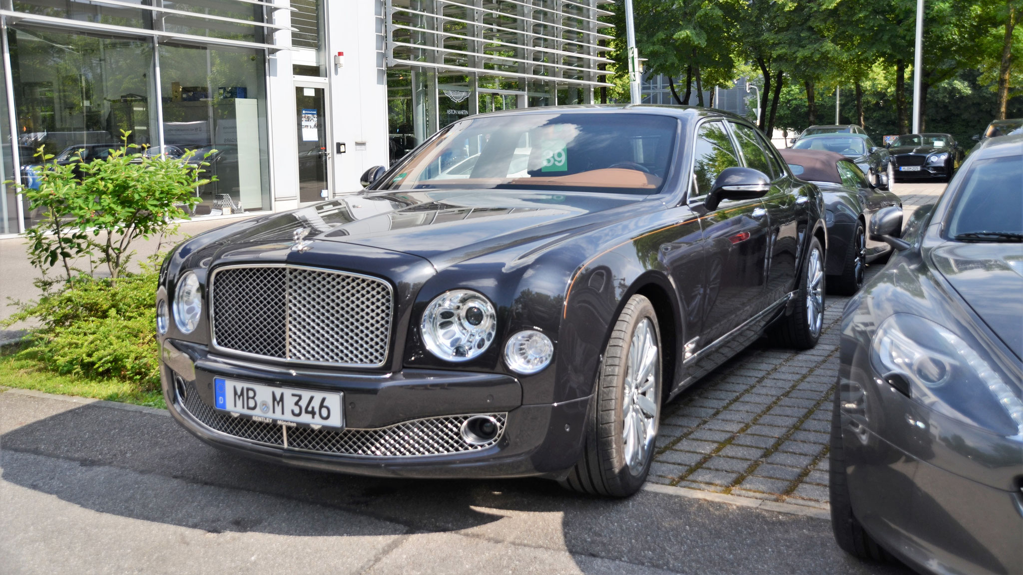 Bentley Mulsanne - MB-M-346