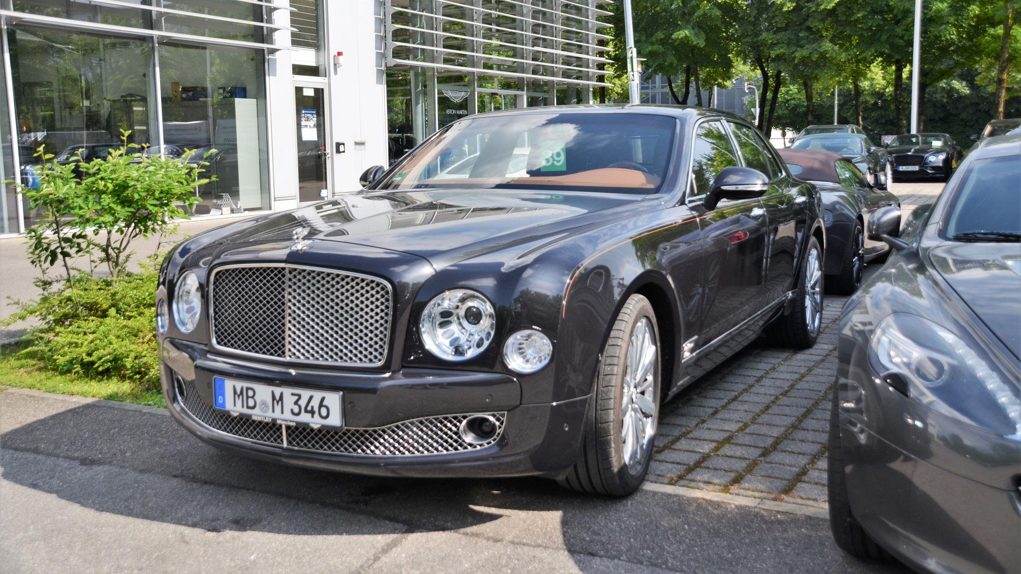 Bentley Mulsanne - MB-M-346